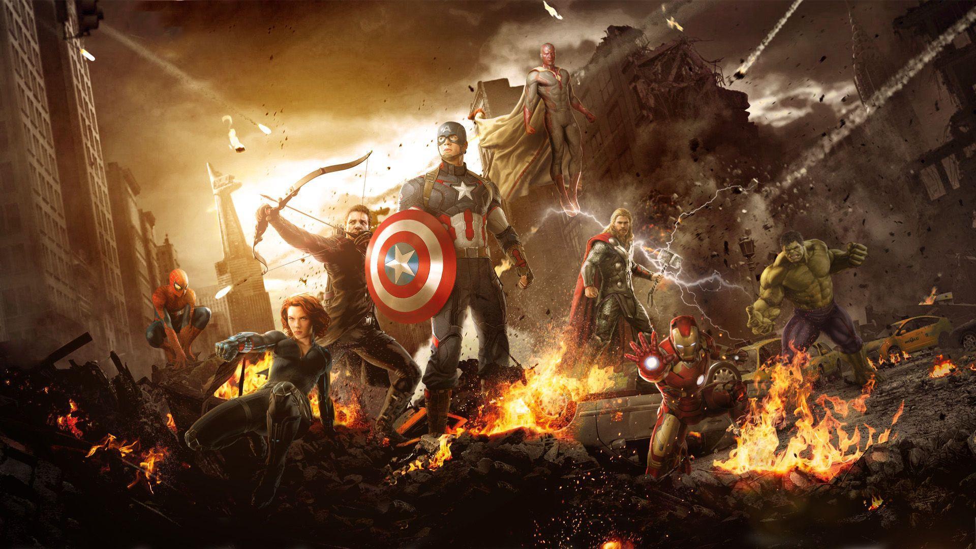 Avengers Infinity War 1920 X 1080 Wallpapers Top Free