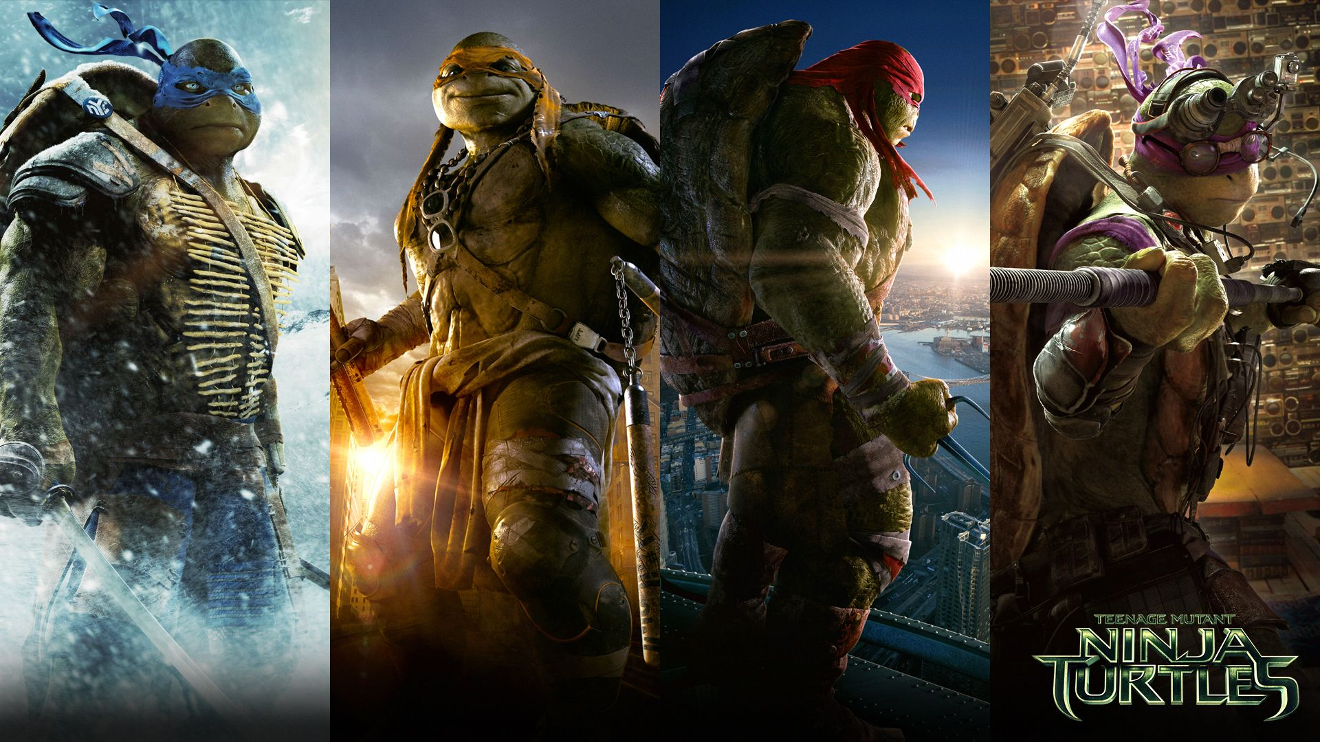 Ninja Turtles Movie Wallpapers Top Free Ninja Turtles Movie