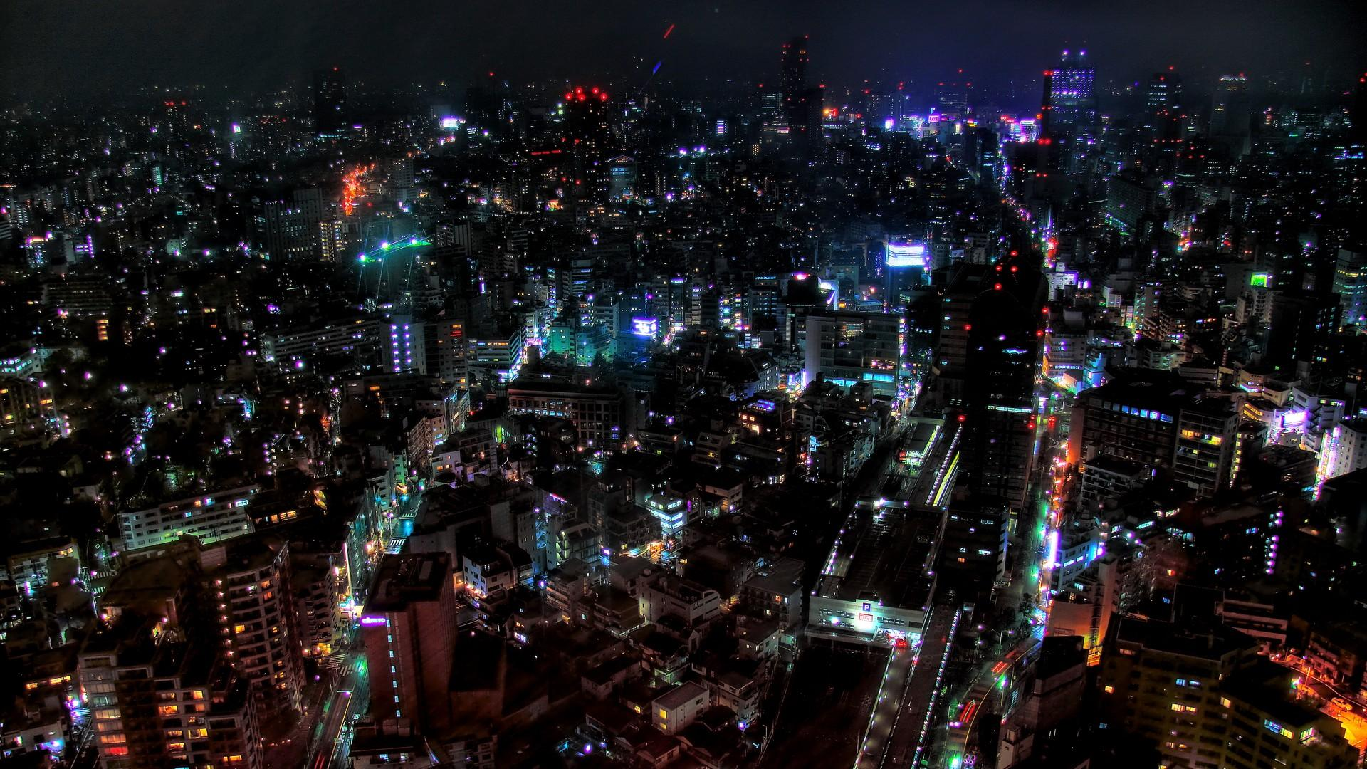 24+ Japan Anime City Wallpaper Pictures