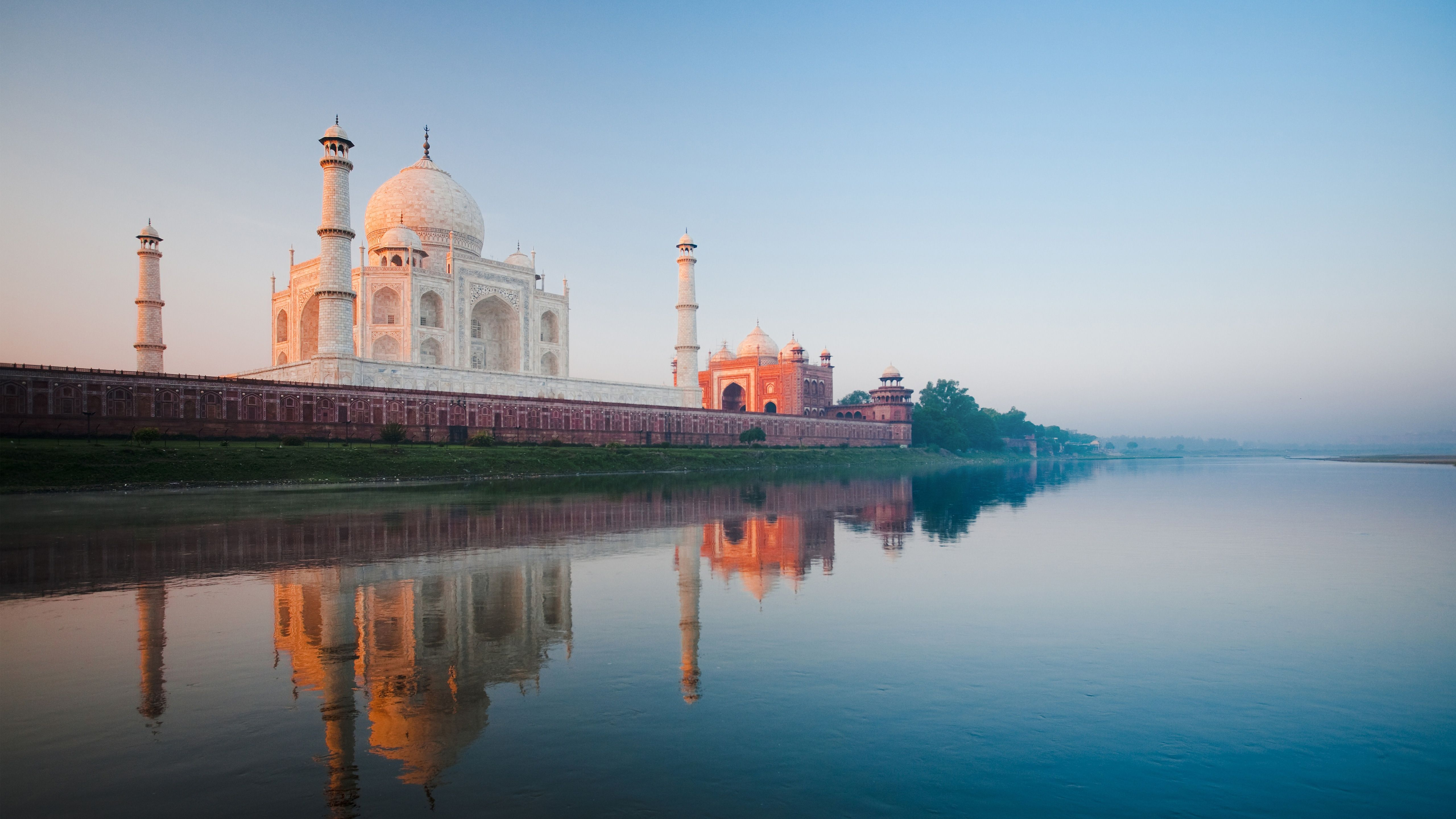 5k hd wallpapers top free 5k hd backgrounds - Taj mahal screensaver free download ...