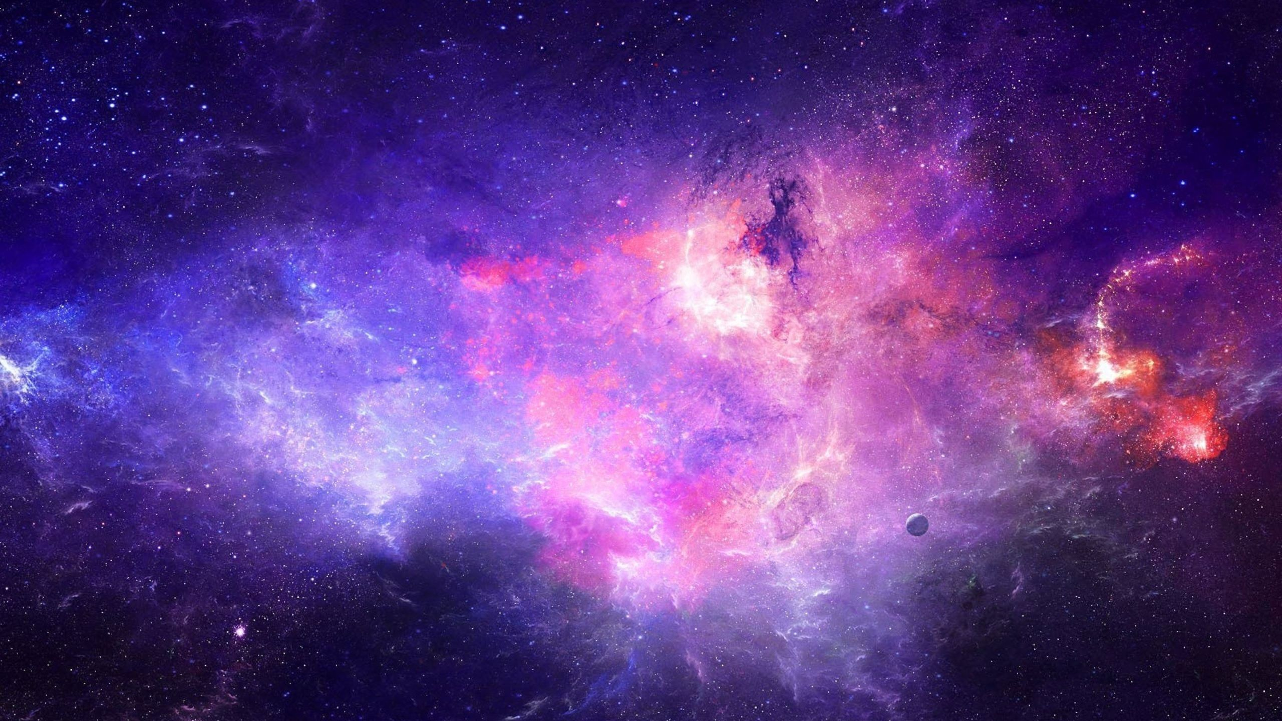 2560x1440 Galaxy Wallpapers - Top Free ...