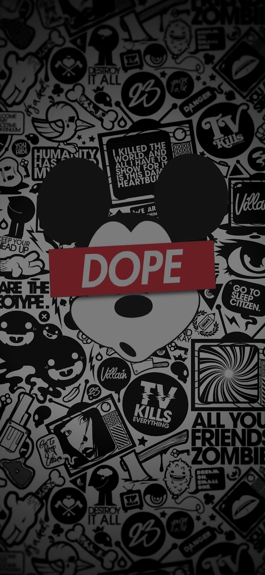 Emoji Dope Swag iPhone Wallpapers - Top