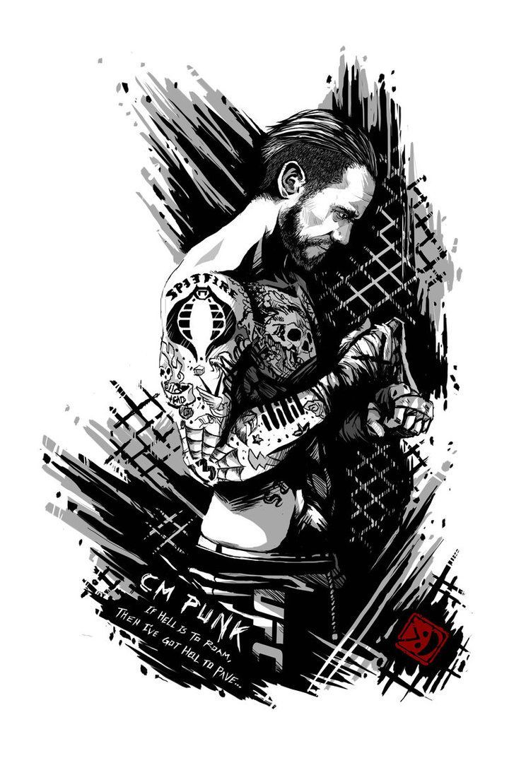 Cm Punk Phone Wallpapers Top Free Cm Punk Phone Backgrounds