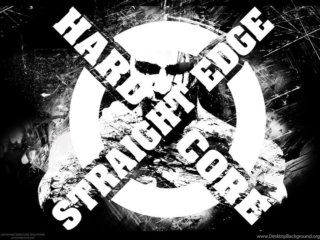 CM Punk Phone Wallpapers - Top Free CM Punk Phone ...Straight Edge Desktop