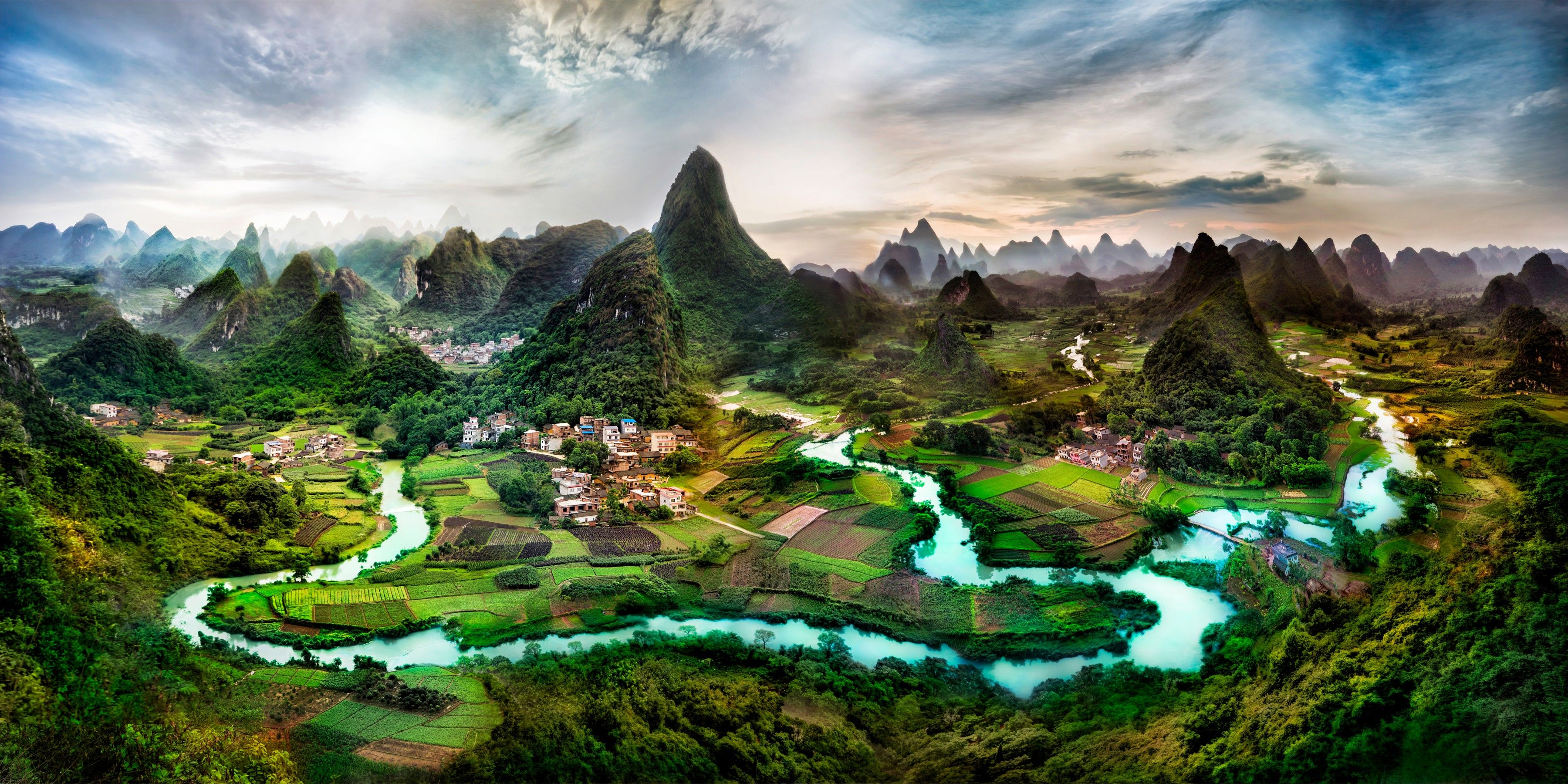 China Landscape Wallpapers Top Free China Landscape