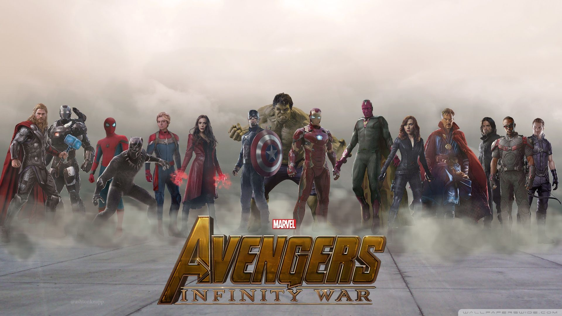 2018 Avengers Laptop Wallpapers - Top Free 2018 Avengers