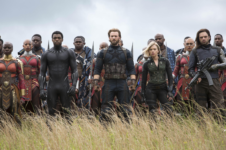 Infinity War Captain America Wallpapers Top Free Infinity