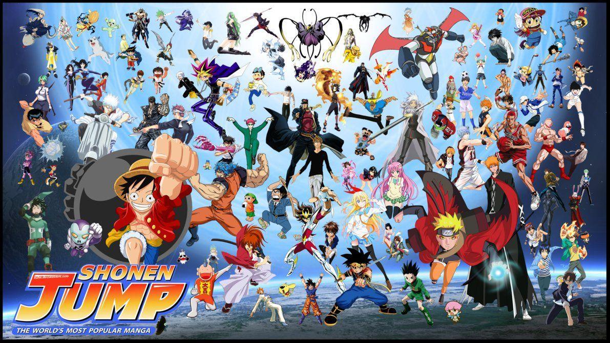 Shonen Anime Wallpapers - Top Free Shonen Anime ...
