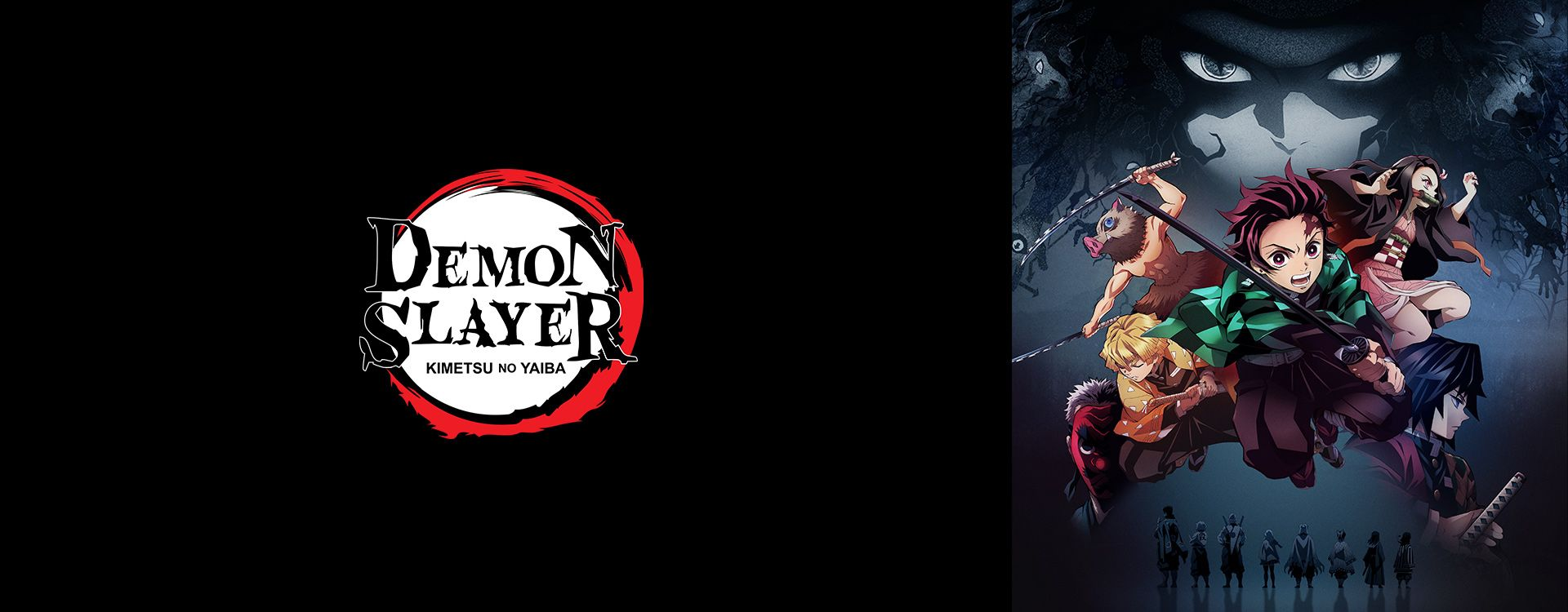 Demon Slayer Logo Wallpapers - Top Free Demon Slayer Logo ...