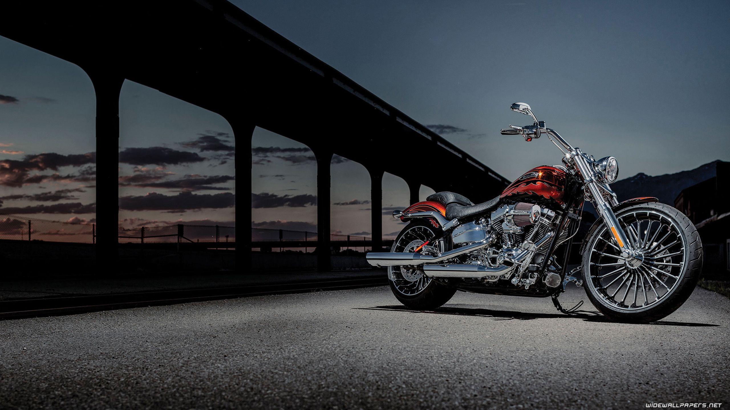 Harley-Davidson Desktop Wallpapers