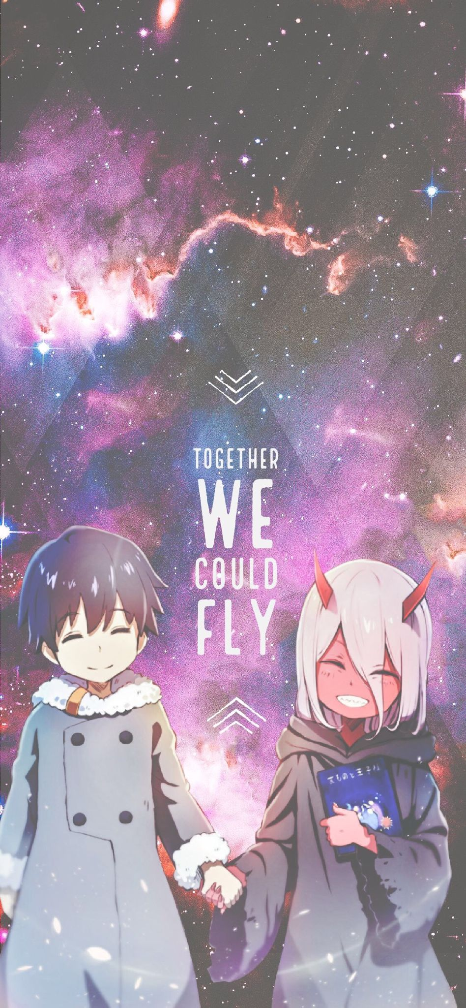 Darling In the Franxx iPhone Wallpapers   Top Free Darling In the ...