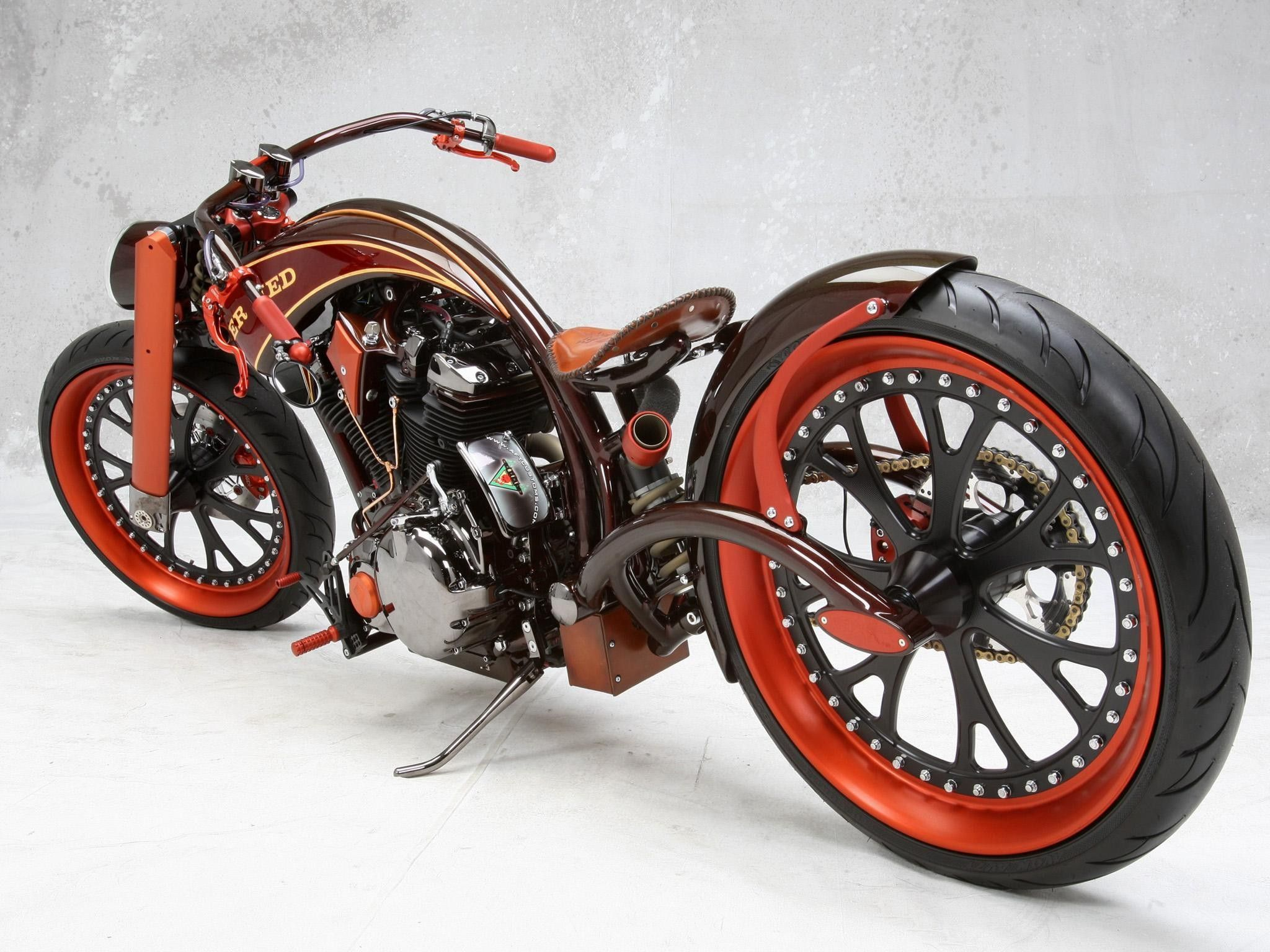 Custom Chopper Wallpapers Top Free Custom Chopper