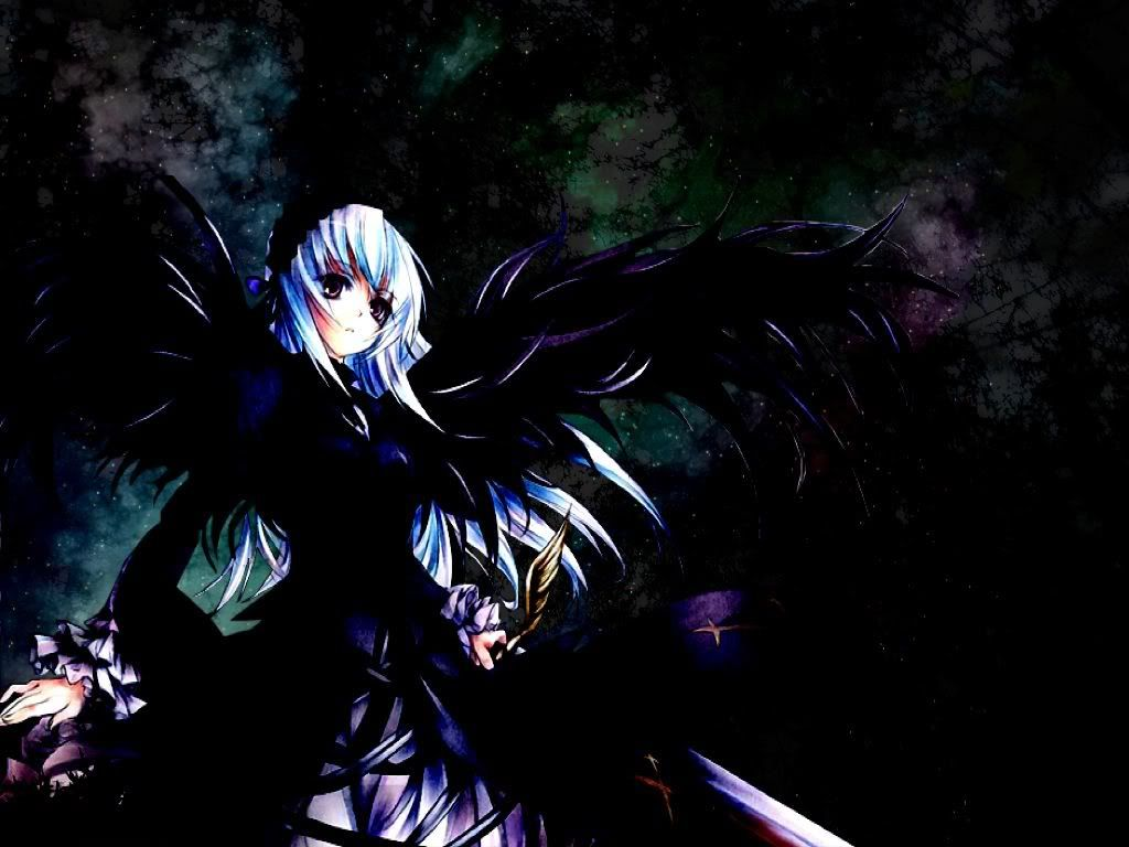 Anime Dark Angel Wallpapers Top Free Anime Dark Angel