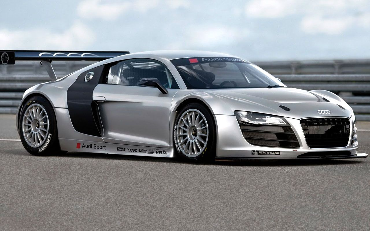 Best Free New Super Car Wallpapers WallpaperAccess - Most expensive audi sports car