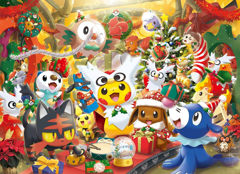 Natale Pokémon