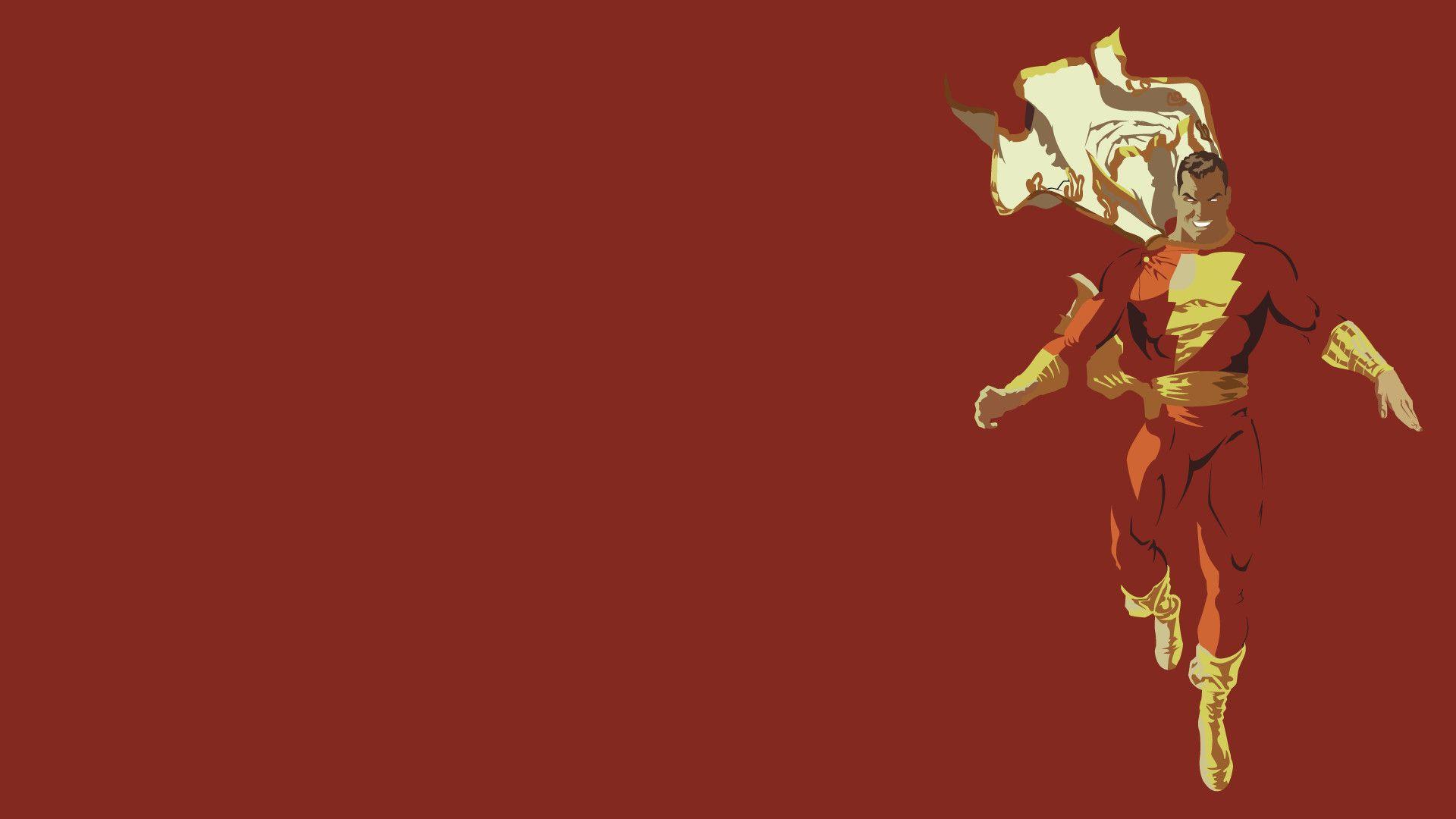 Shazam Wallpapers Top Free Shazam Backgrounds Wallpaperaccess