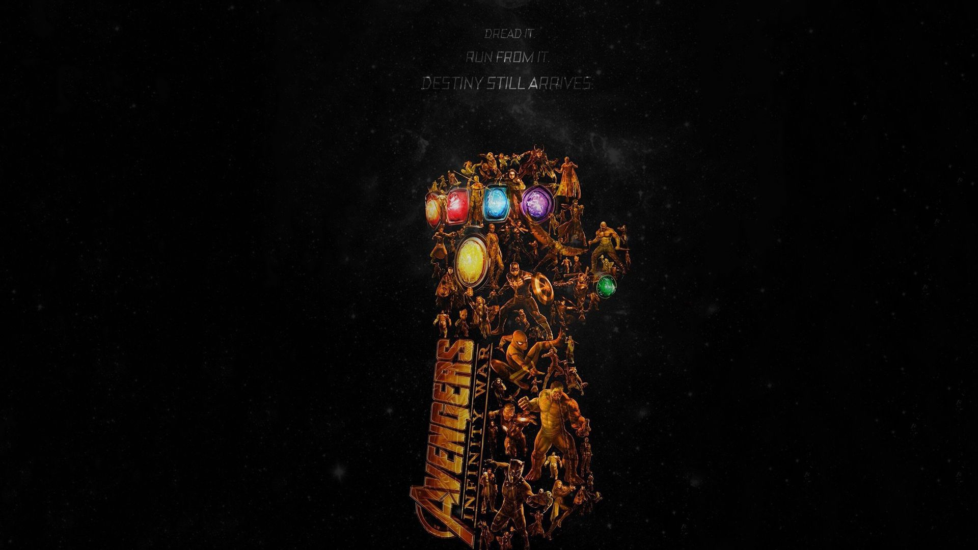 Avengers Infinity War Poster Wallpapers Top Free Avengers Infinity