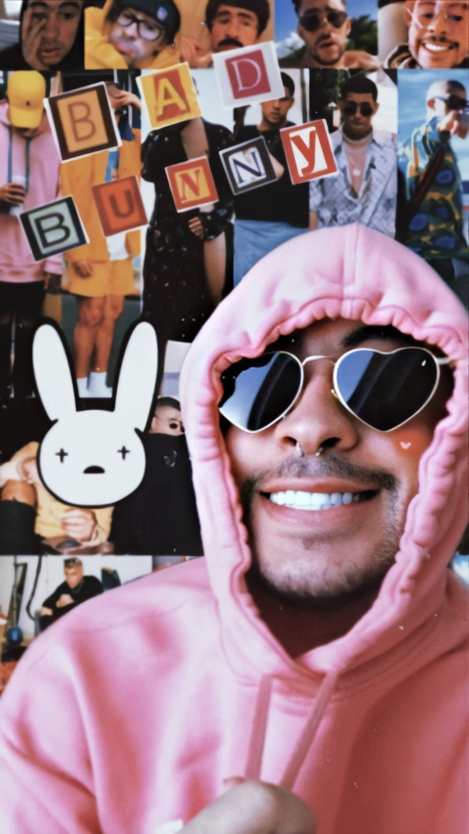 Bad Bunny 2020 Wallpapers Top Free Bad Bunny 2020 Backgrounds Wallpaperaccess