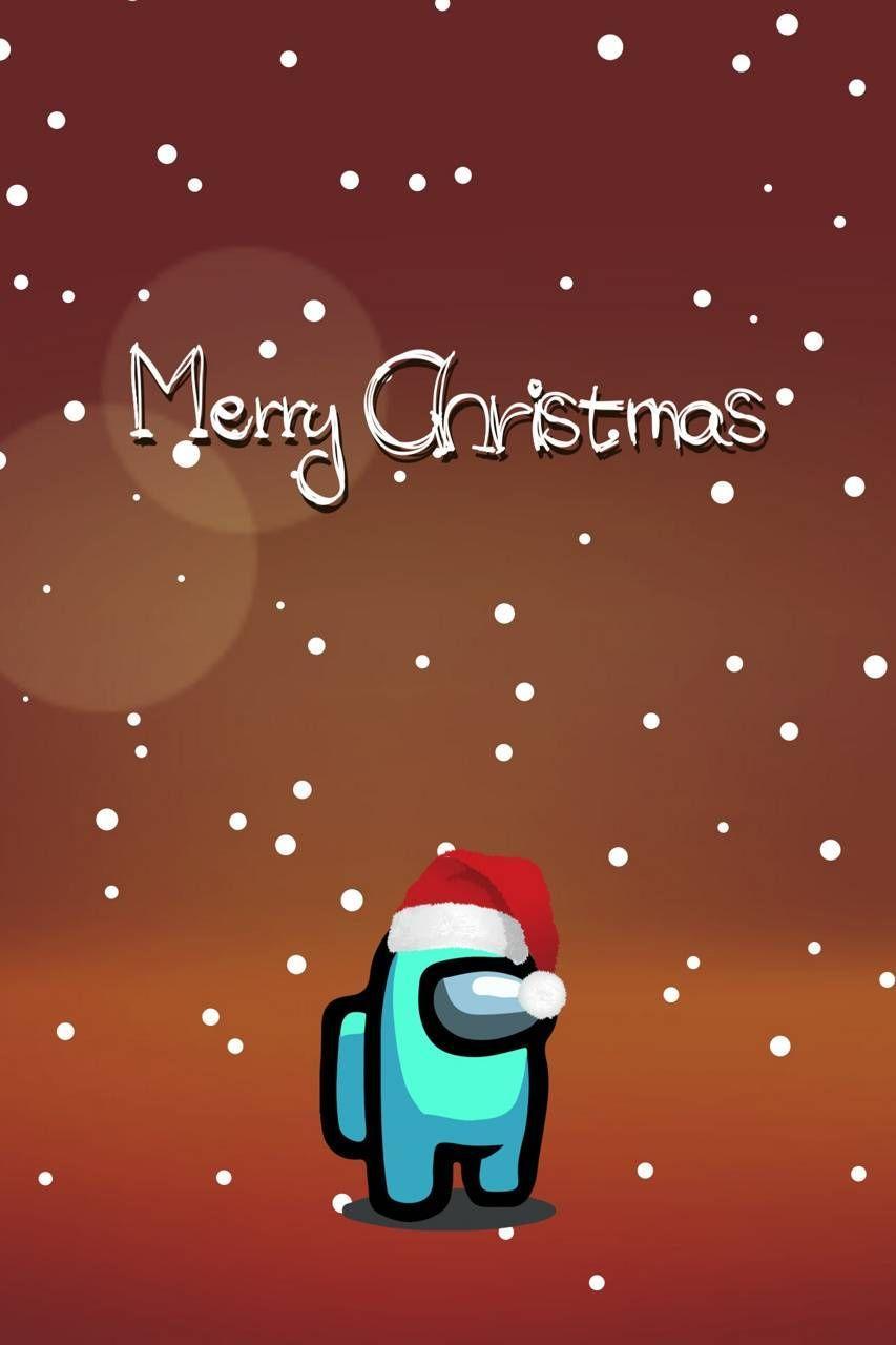 Christmas Among Us Wallpapers Top Free Christmas Among Us Backgrounds Wallpaperaccess