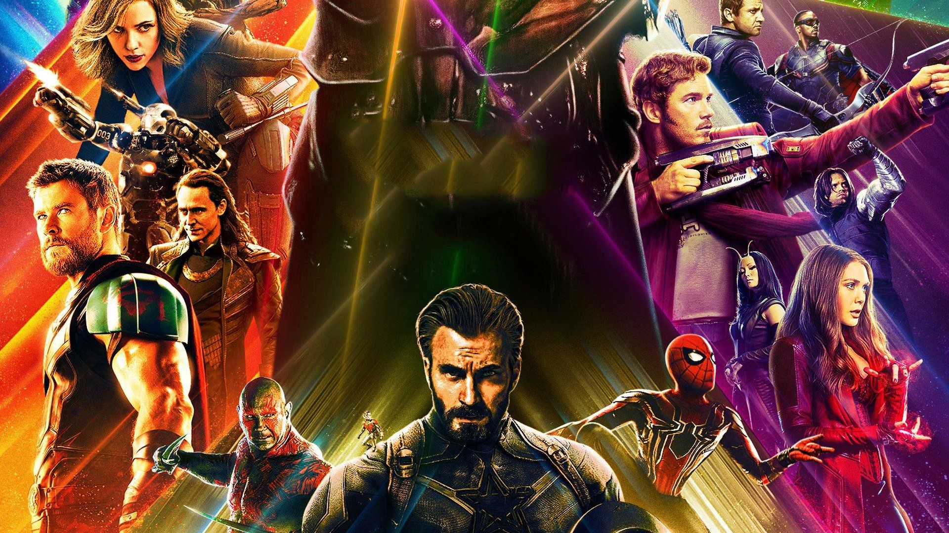 Avengers Infinity War 1920 X 1080 Wallpapers Top Free Avengers