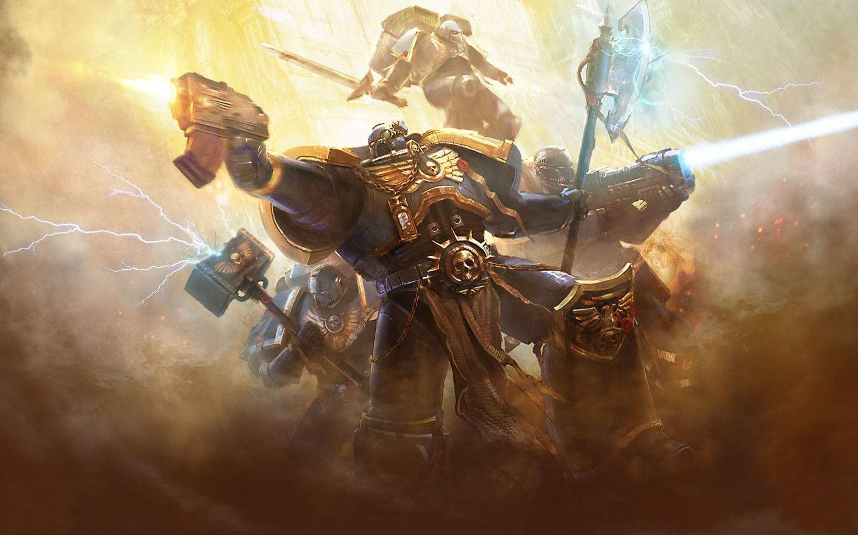 Warhammer 40k Space Marines Wallpapers Top Free Warhammer