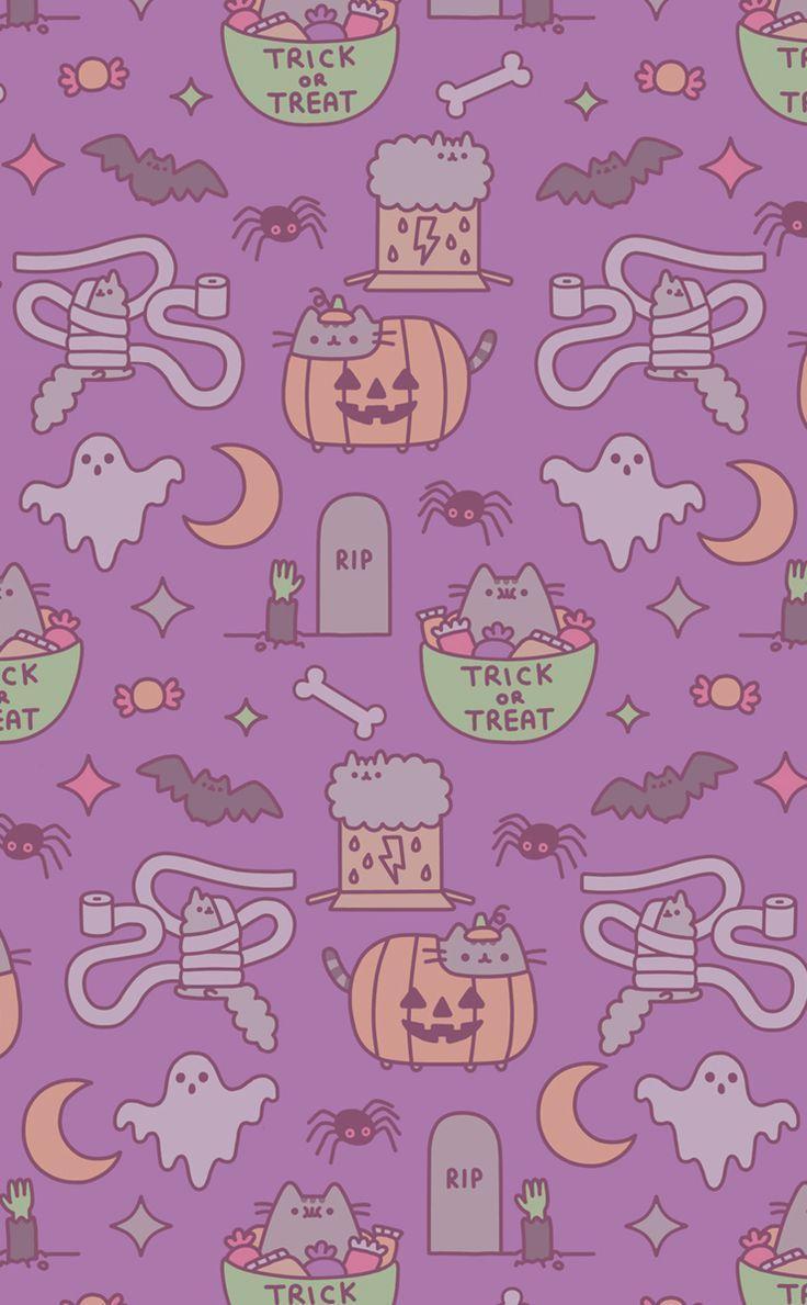 Cute Girly Halloween Wallpapers Top Free Cute Girly Halloween Backgrounds Wallpaperaccess