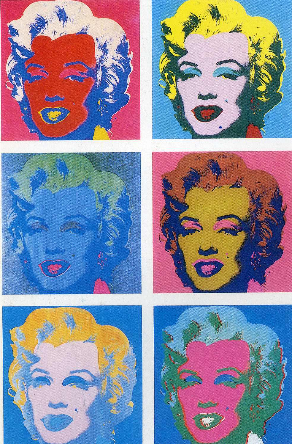 Andy Warhol Wallpapers Top Free Andy Warhol Backgrounds