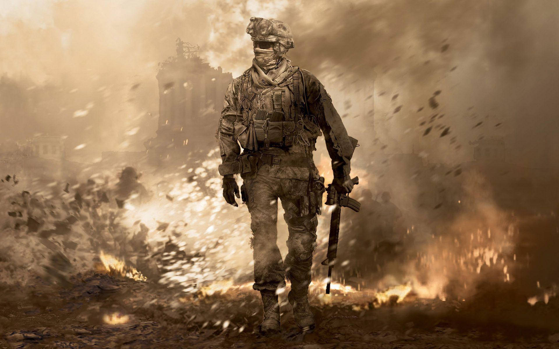 Modern Warfare 2 Wallpapers Top Free Modern Warfare 2