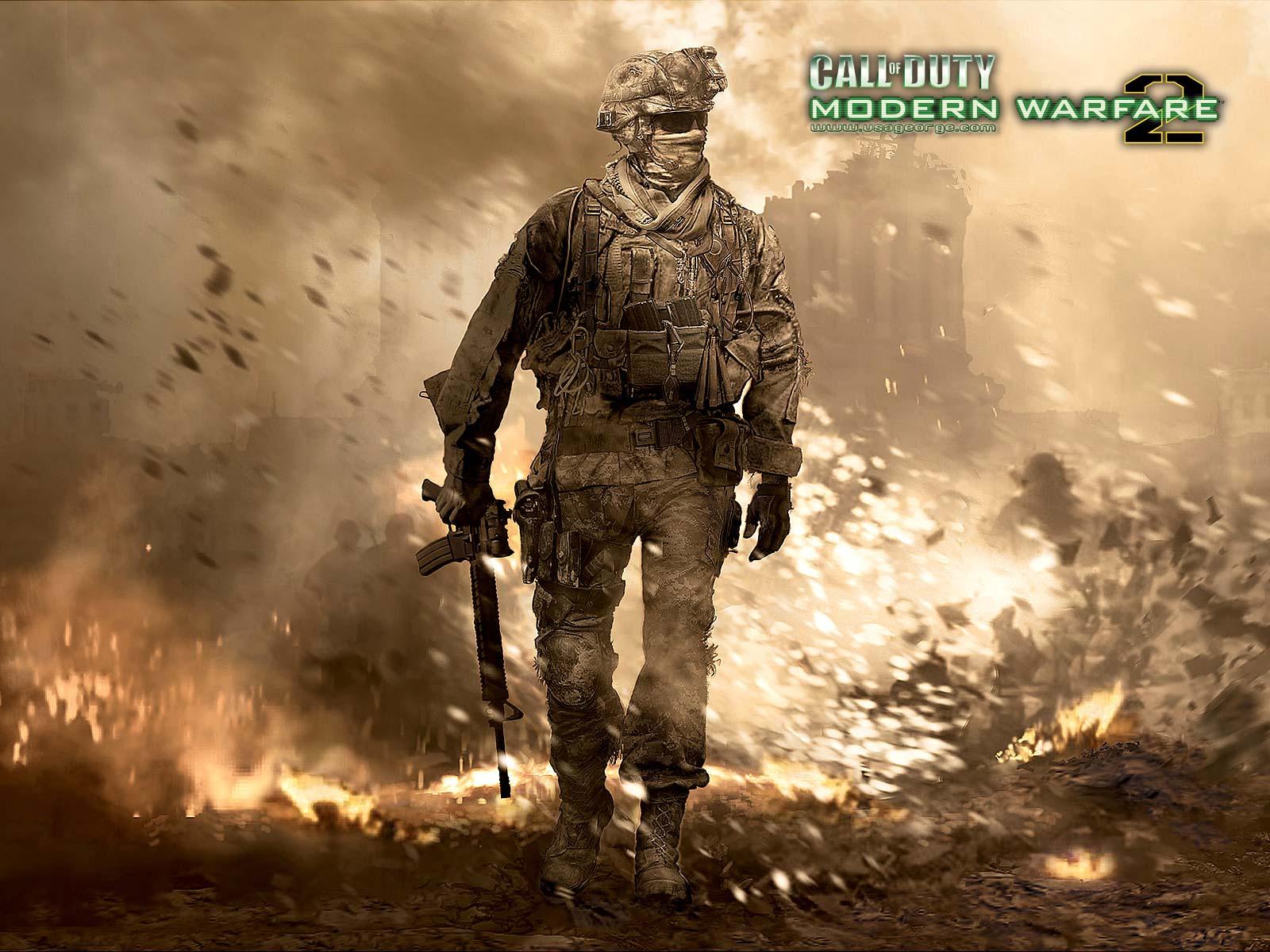 Modern Warfare 2 Wallpapers Top Free Modern Warfare 2 Backgrounds Wallpaperaccess