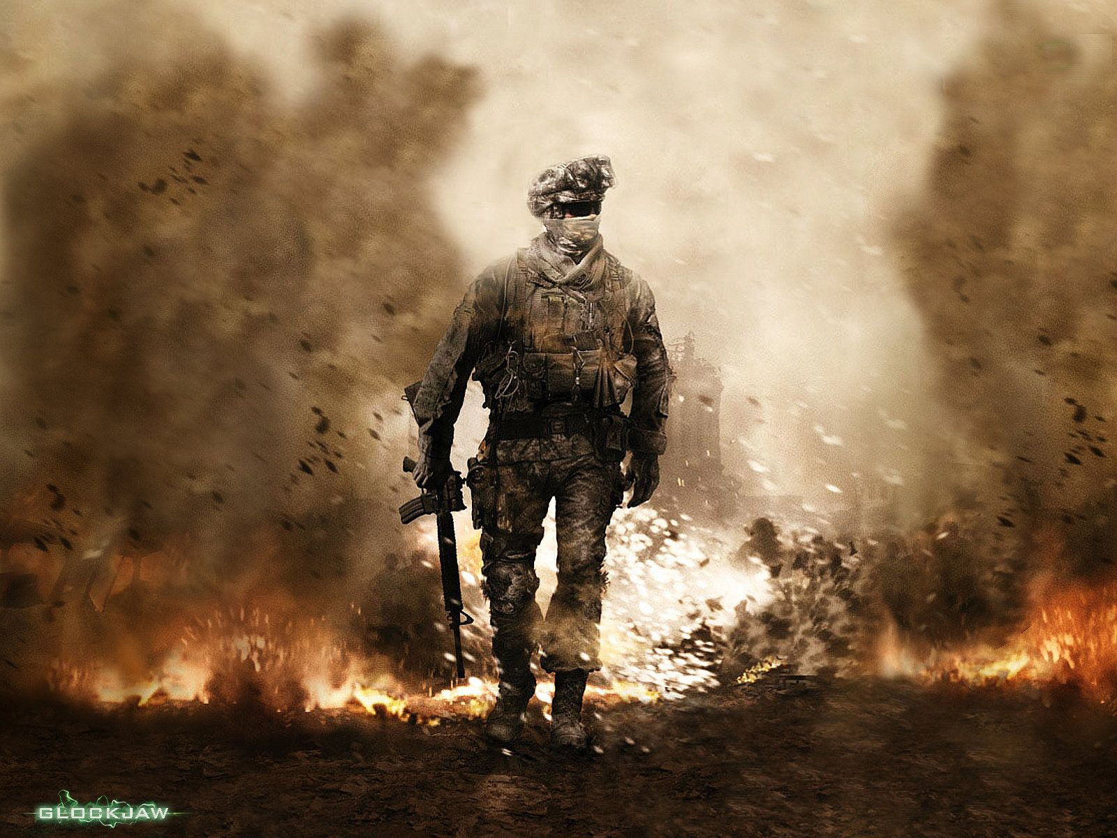 Modern Warfare 2 Wallpapers Top Free Modern Warfare 2
