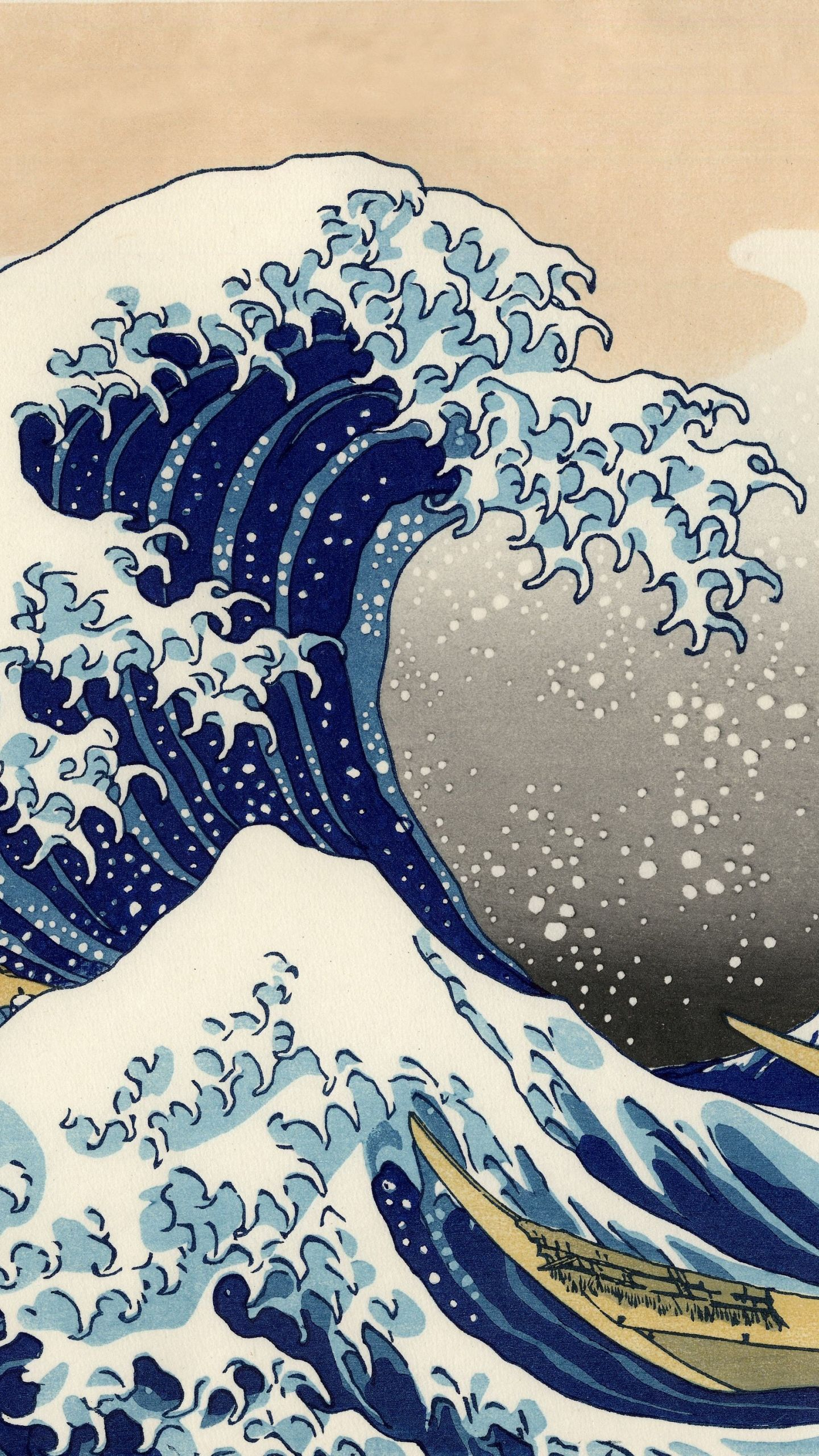 Japanese Wave iPhone Wallpapers , Top Free Japanese Wave