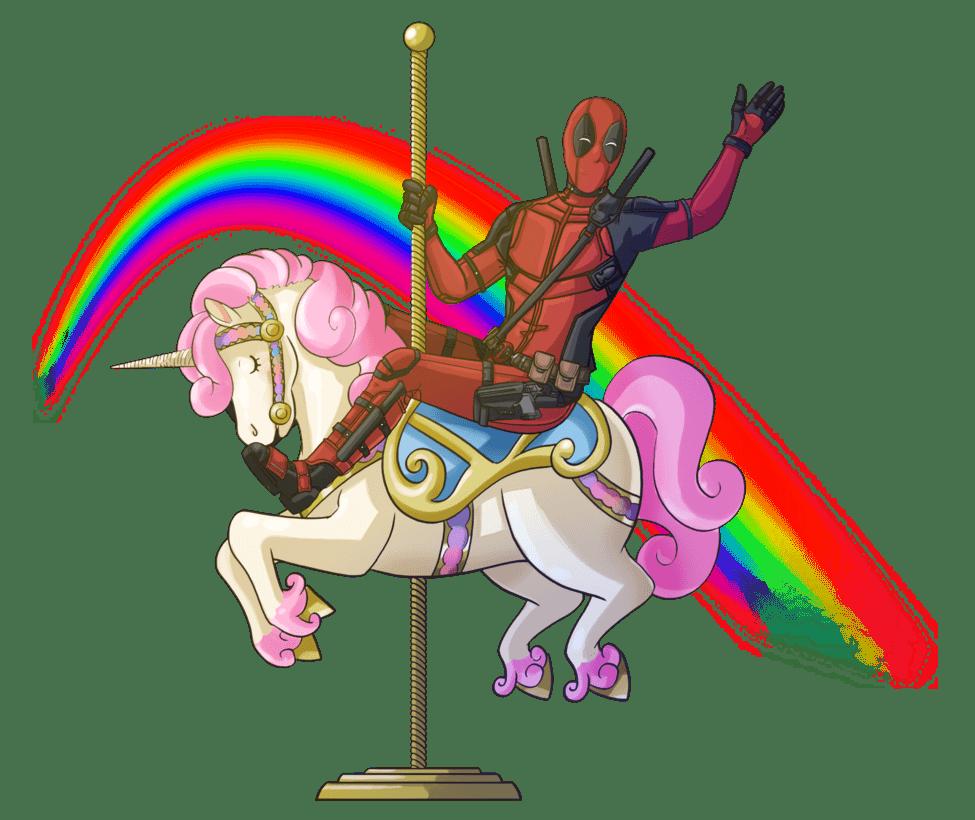 Deadpool Unicorn Wallpapers Top Free Deadpool Unicorn Backgrounds