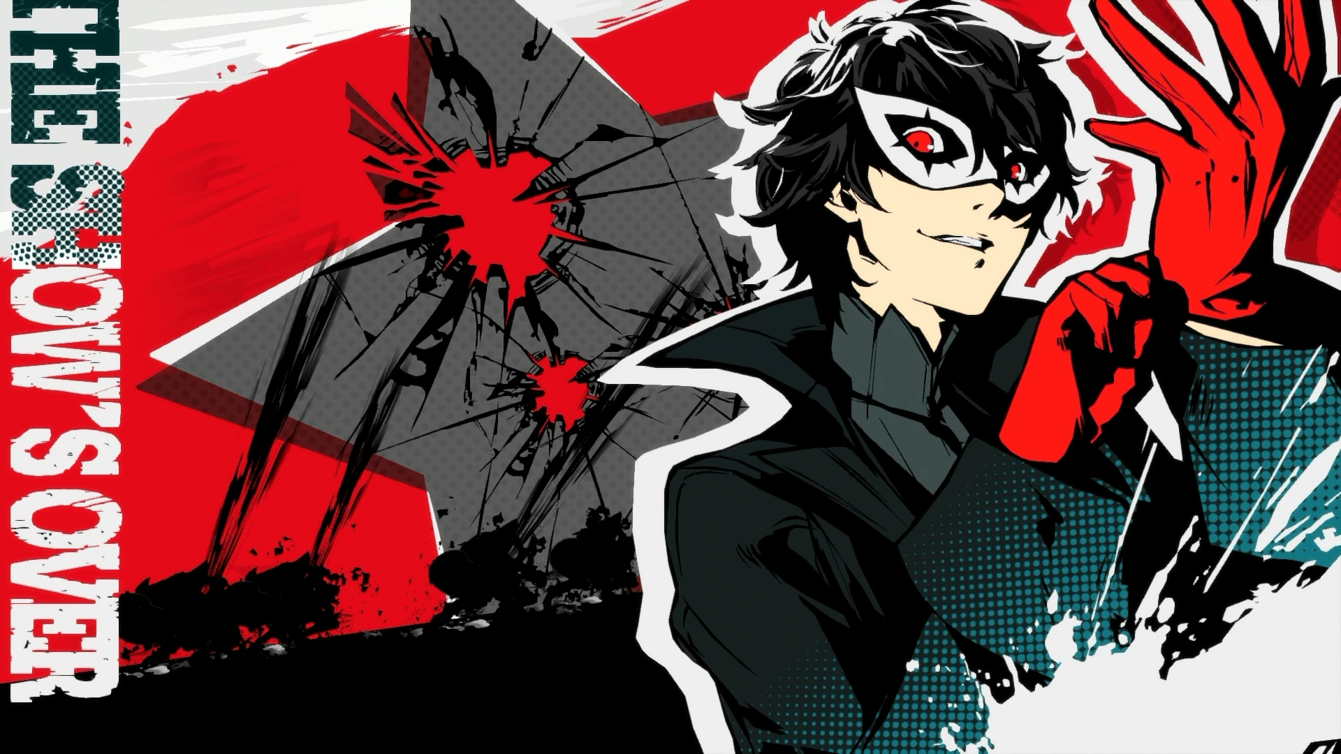 Persona 5 Desktop Wallpapers Top Free Persona 5 Desktop