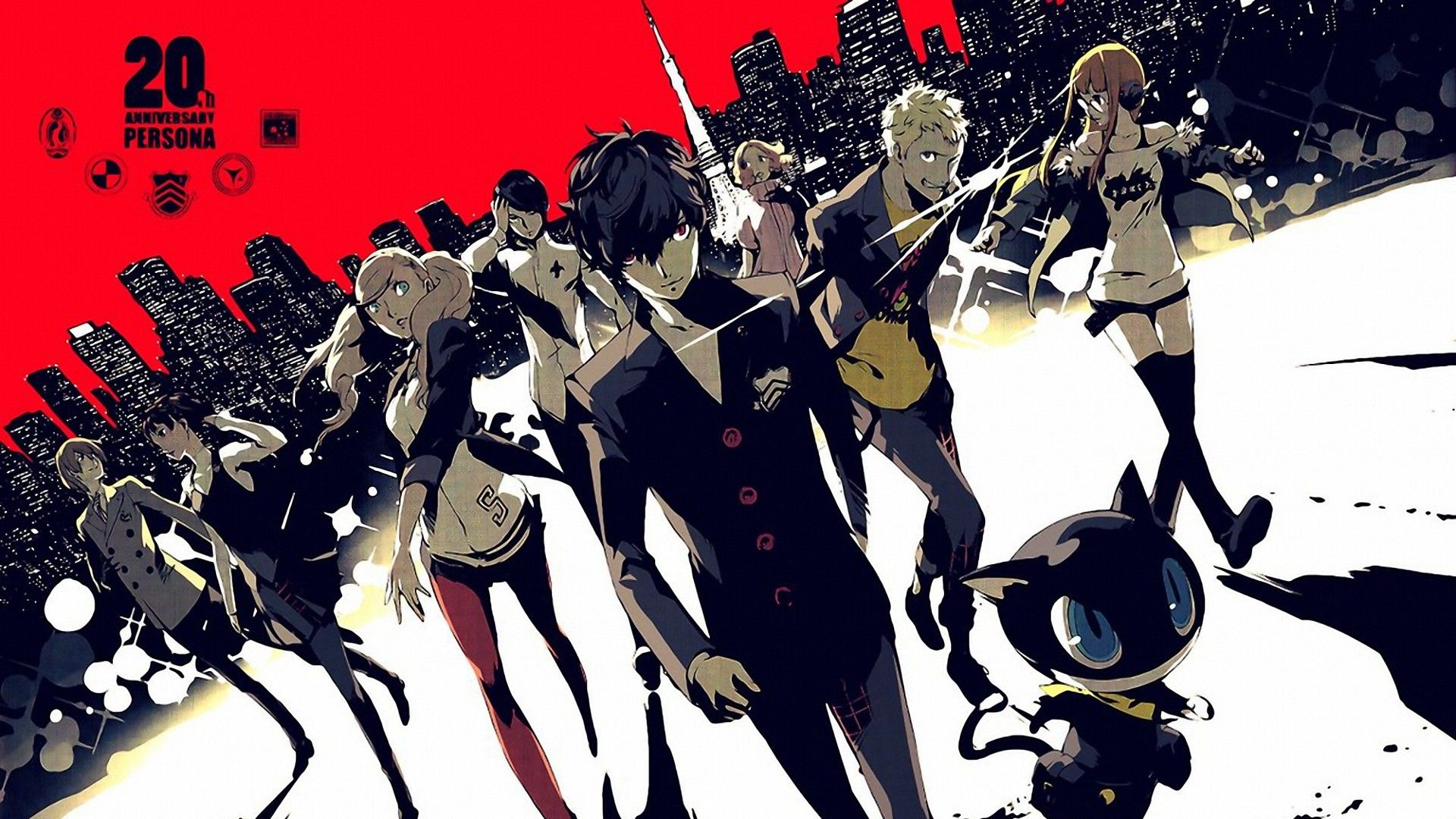 Persona 5 Wallpapers Top Free Persona 5 Backgrounds Wallpaperaccess