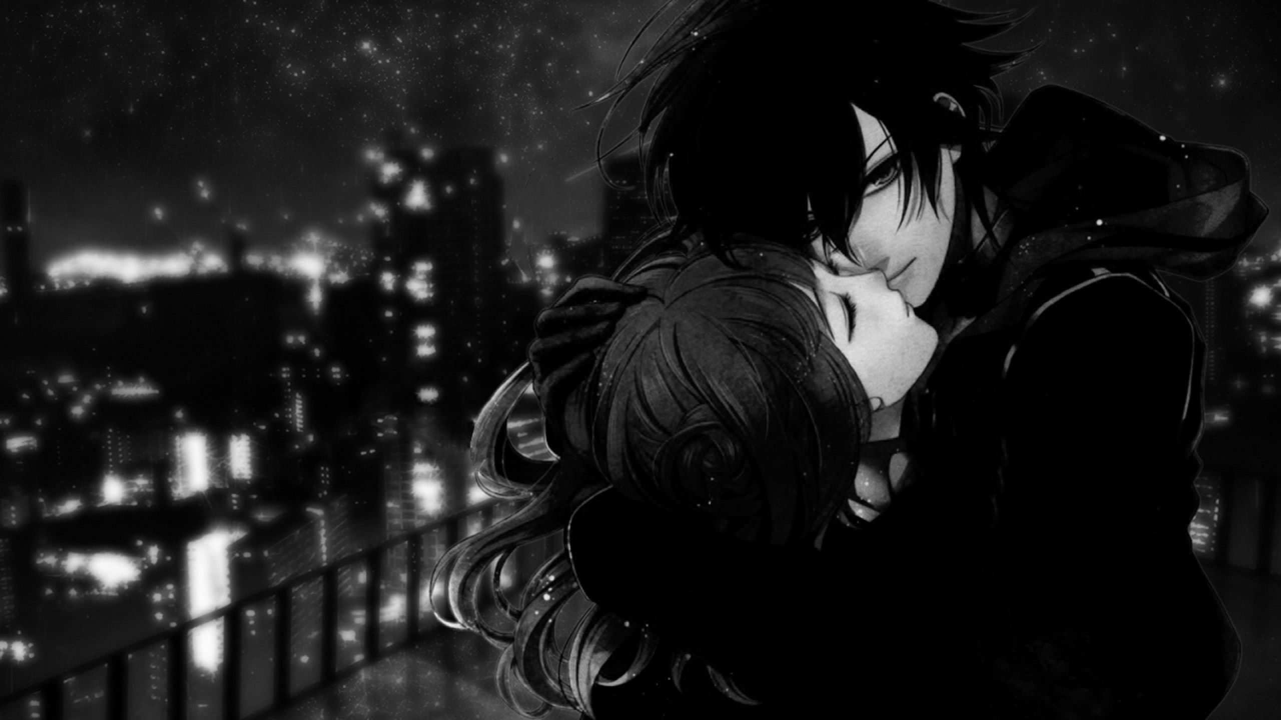 Love Dark Anime Wallpapers Top Free Love Dark Anime Backgrounds Wallpaperaccess