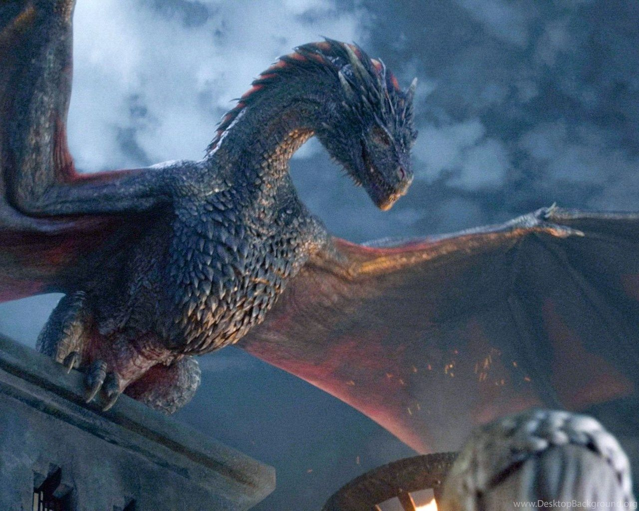 Game Of Thrones Dragons Wallpapers Top Free Game Of Thrones