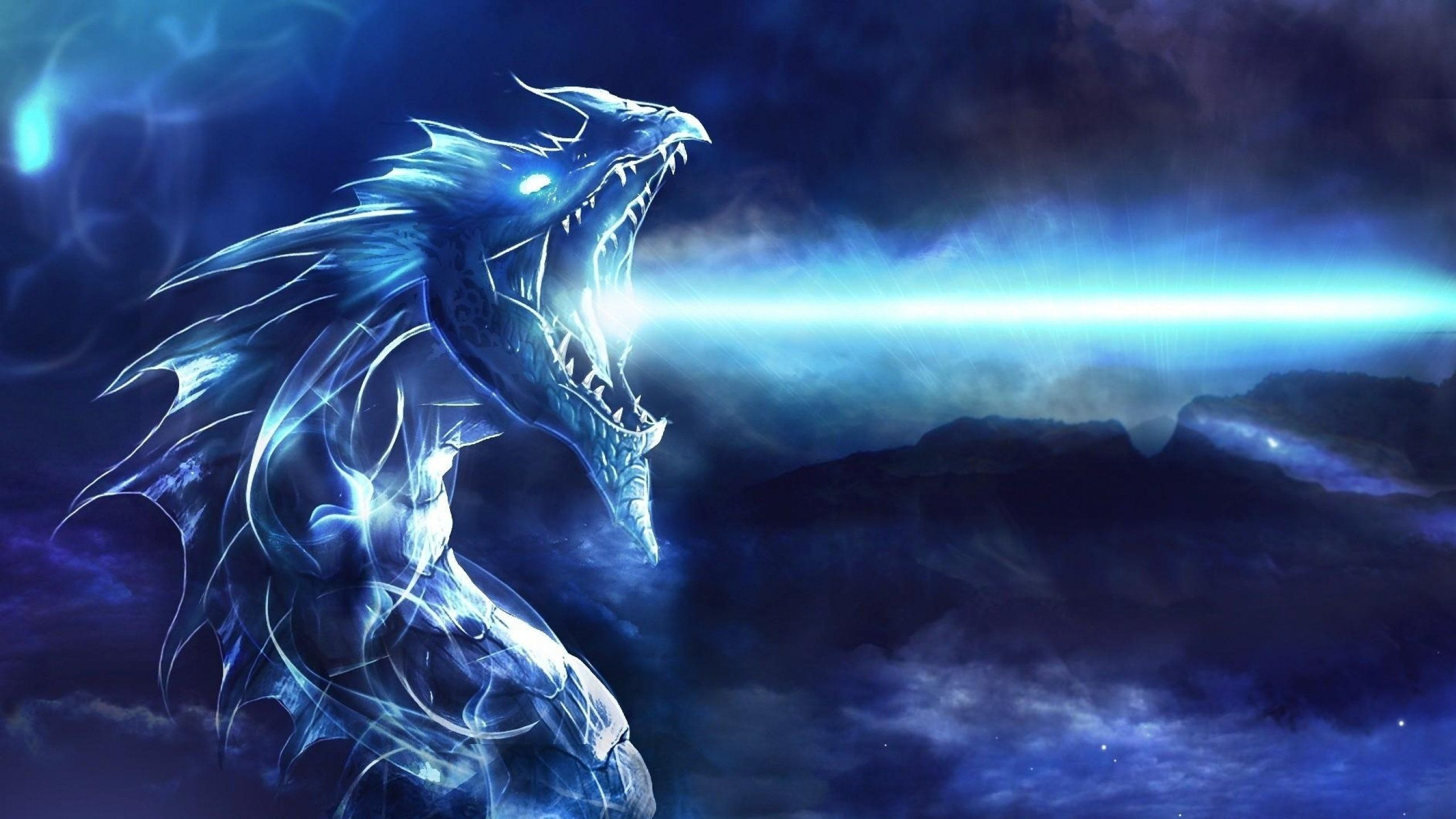 Ice Dragon Wallpapers Top Free Ice Dragon Backgrounds