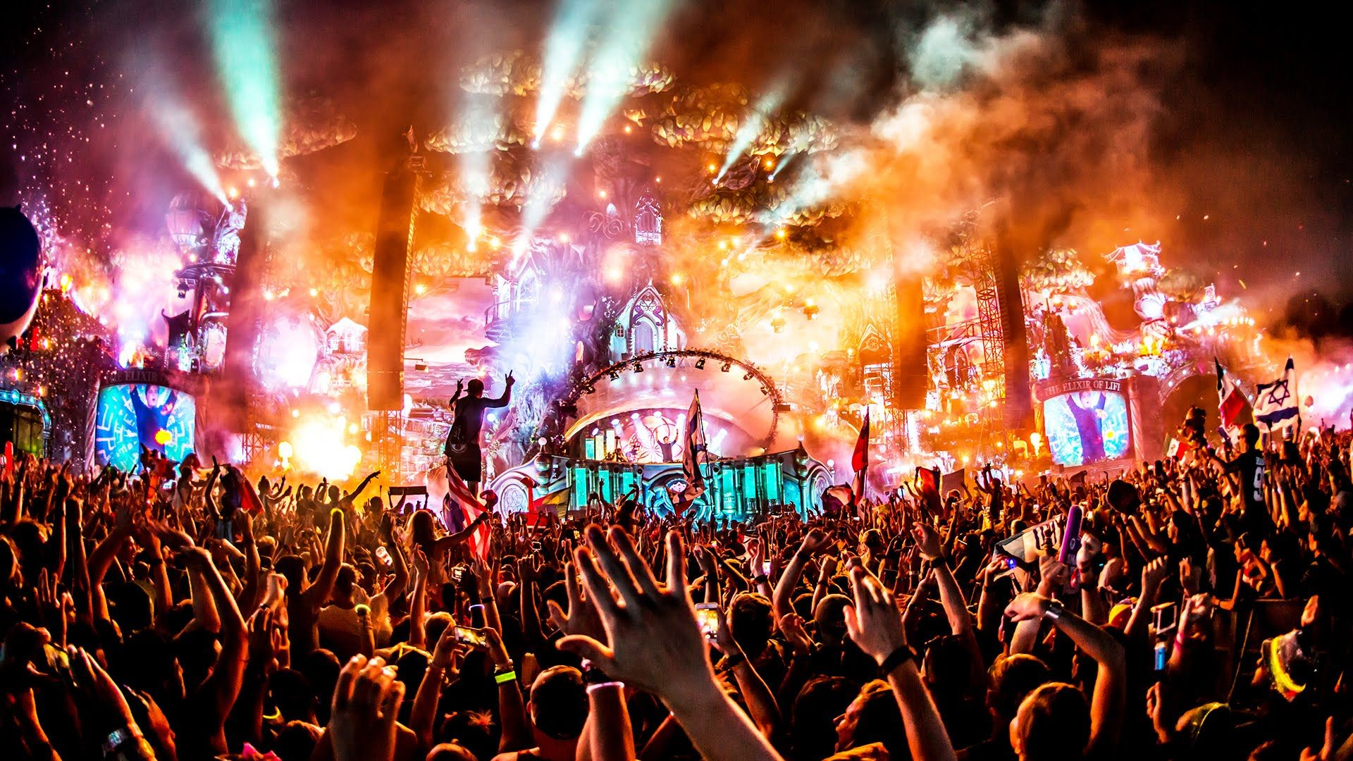 Tomorrowland 2016 Wallpapers Top Free Tomorrowland 2016