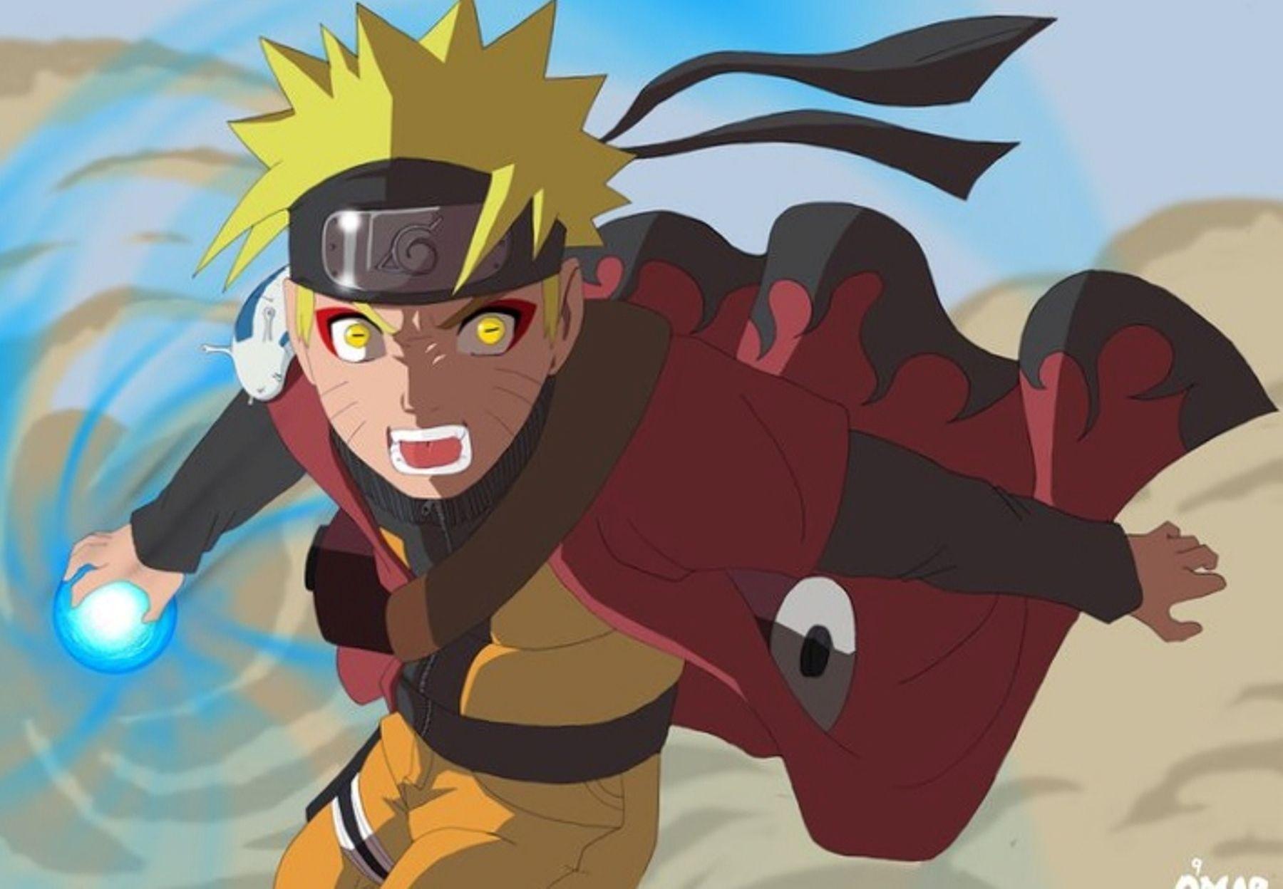 Naruto Sage Mode Wallpapers Top Free Naruto Sage Mode