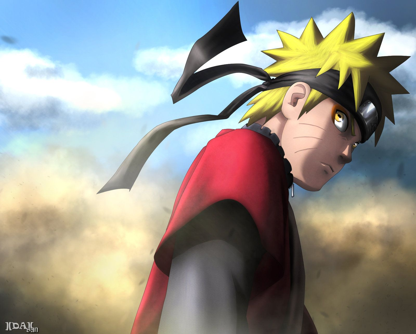 Naruto Sage Mode Wallpapers Top Free Naruto Sage Mode