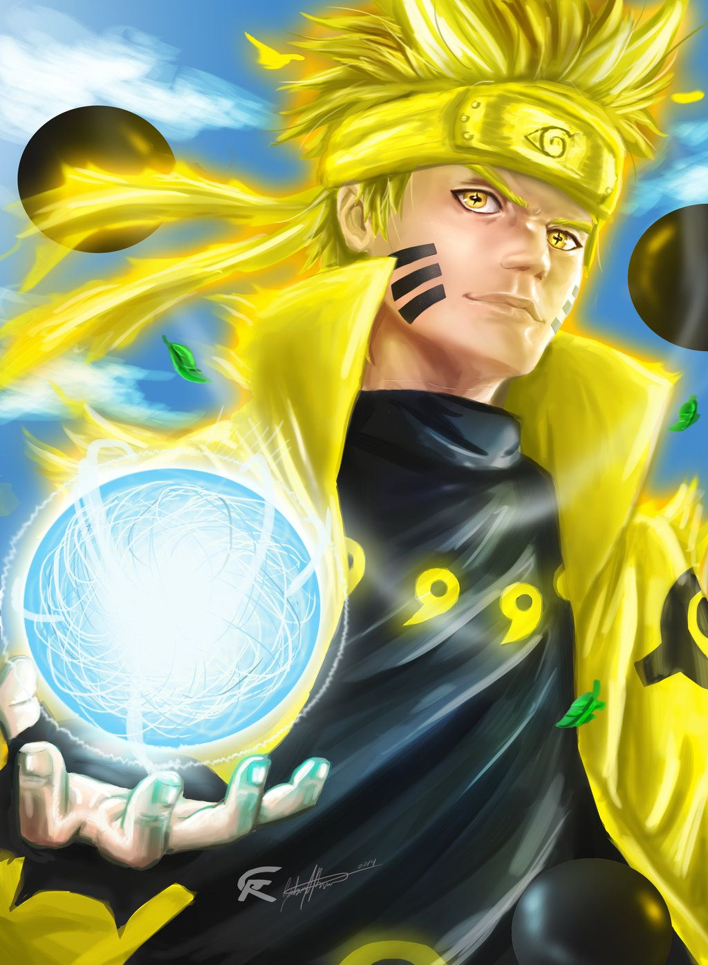 Naruto Six Paths Wallpapers Top Free Naruto Six Paths