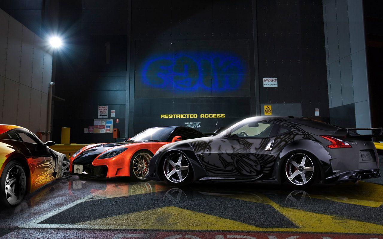Nissan 350z Tokyo Drift Wallpapers Top Free Nissan 350z Tokyo