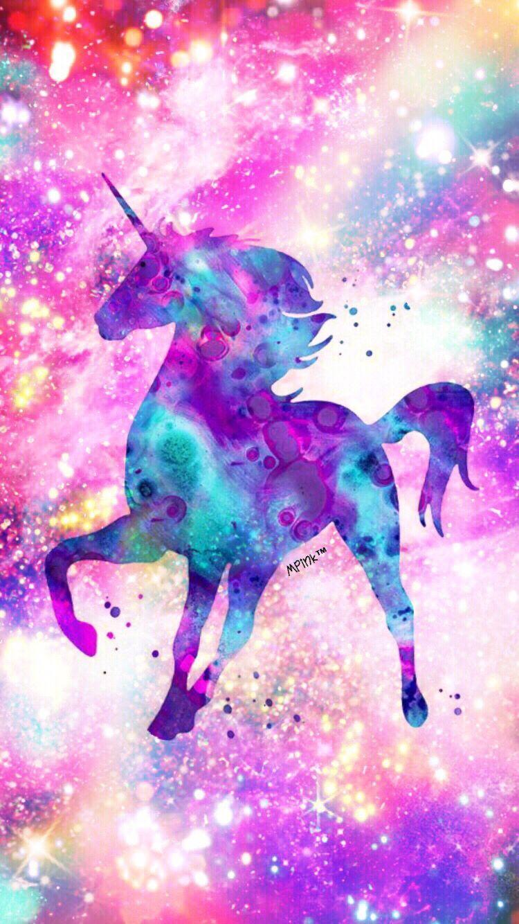 Galaxy Unicorn Wallpapers Top Free Galaxy Unicorn
