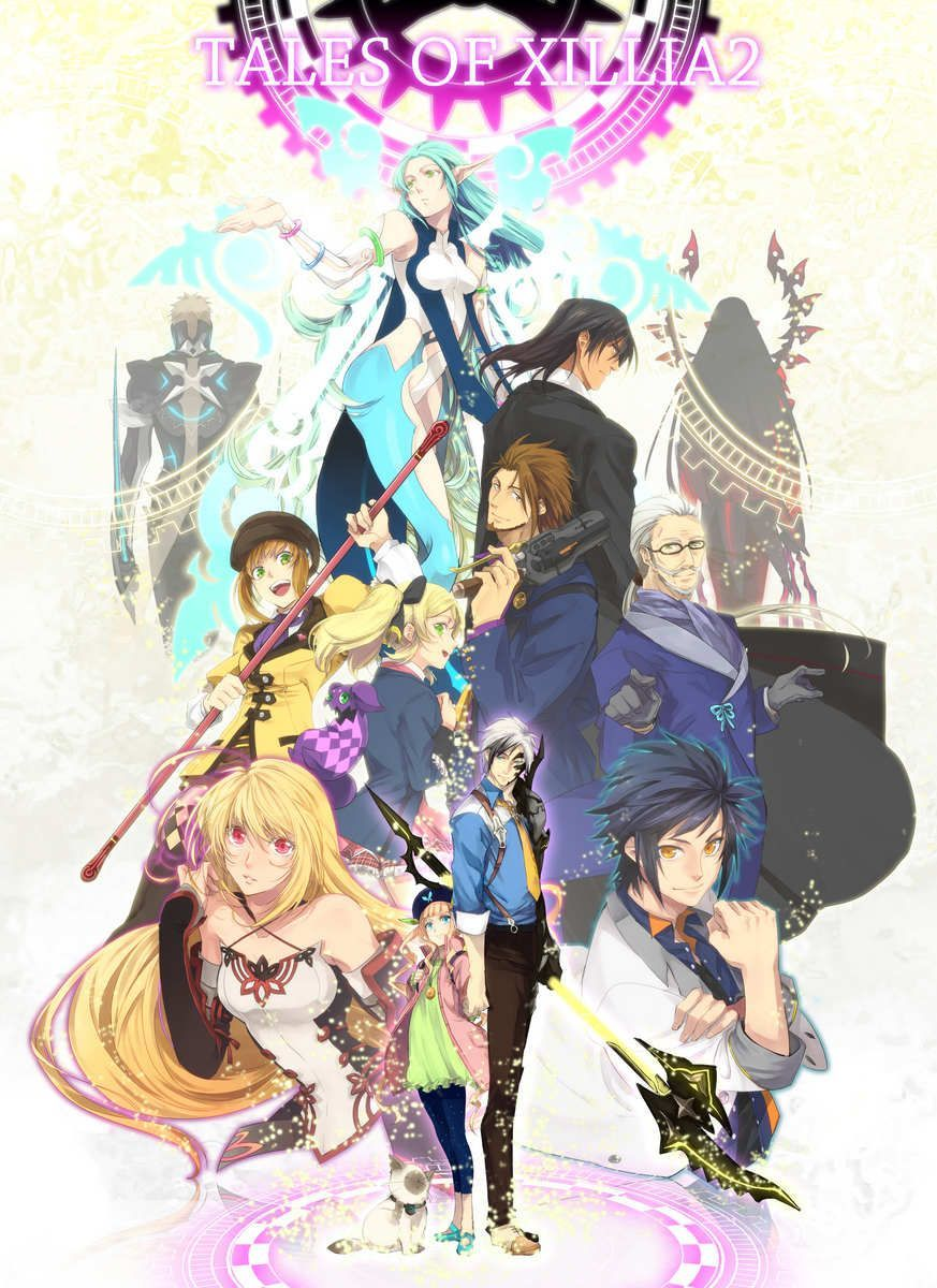 Tales Of Xillia Wallpapers Top Free Tales Of Xillia Backgrounds