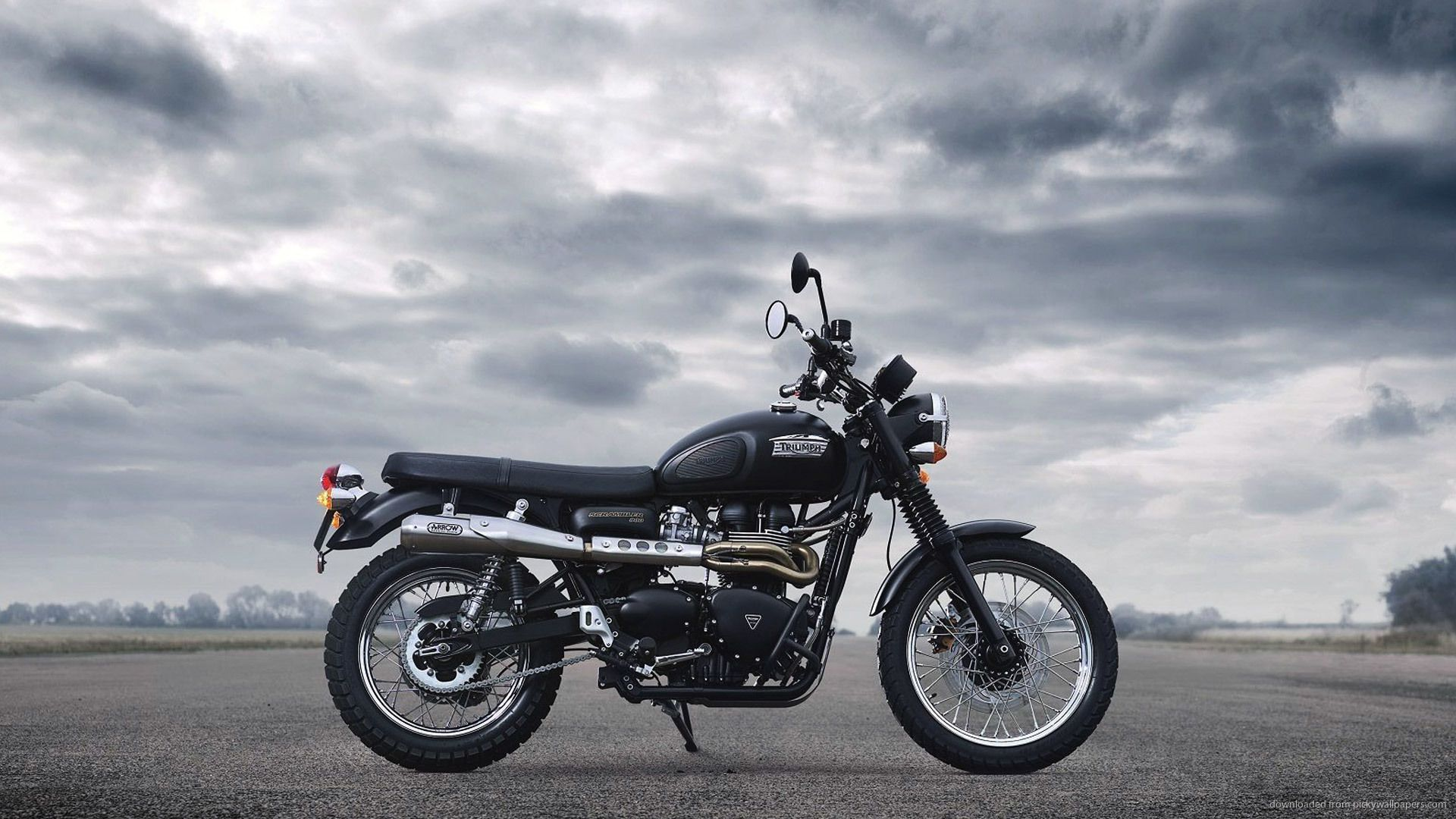 Triumph Motorcycle Wallpapers Top Free Triumph Motorcycle