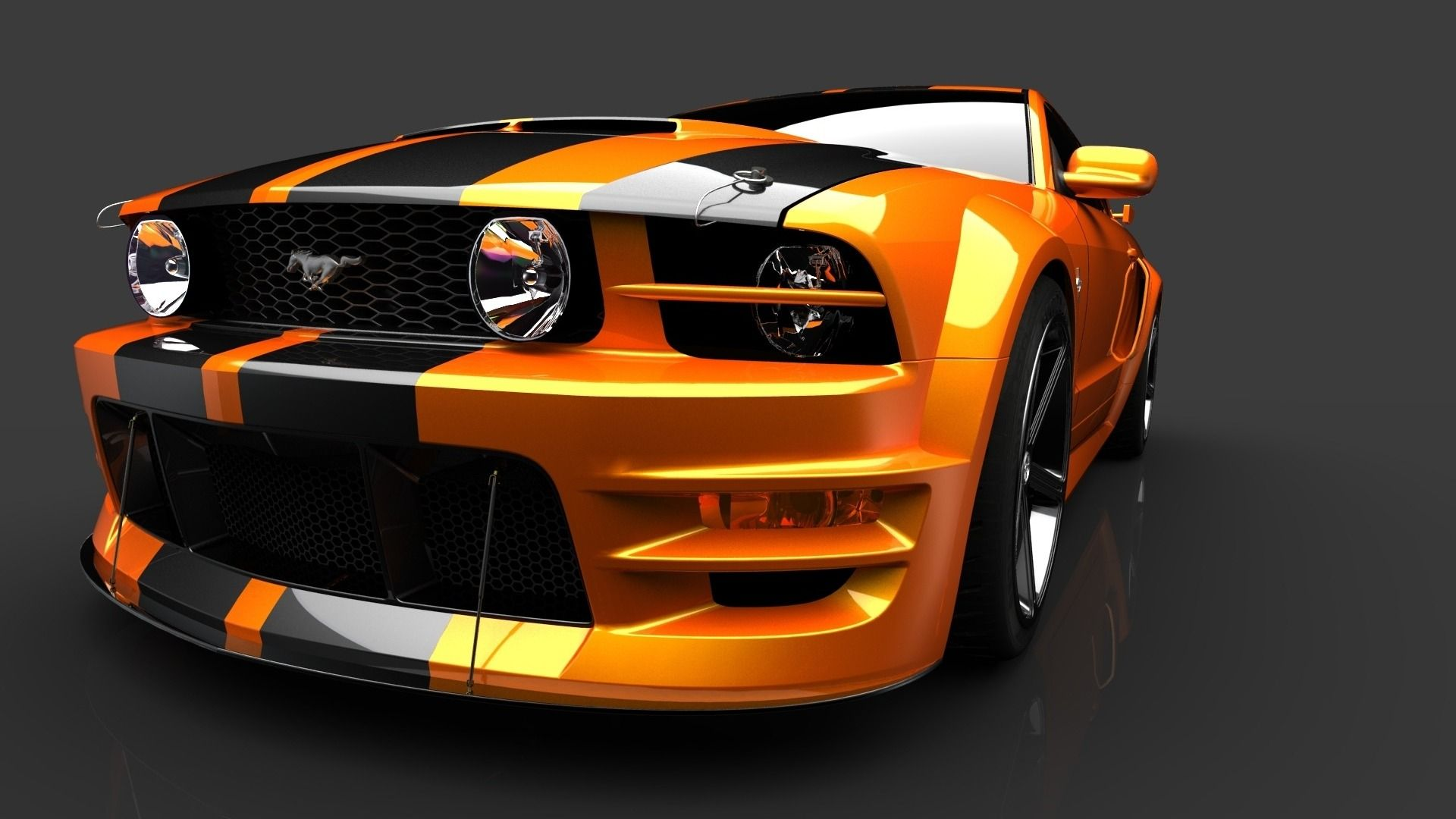 Mustang Hd Wallpapers Top Free Mustang Hd Backgrounds
