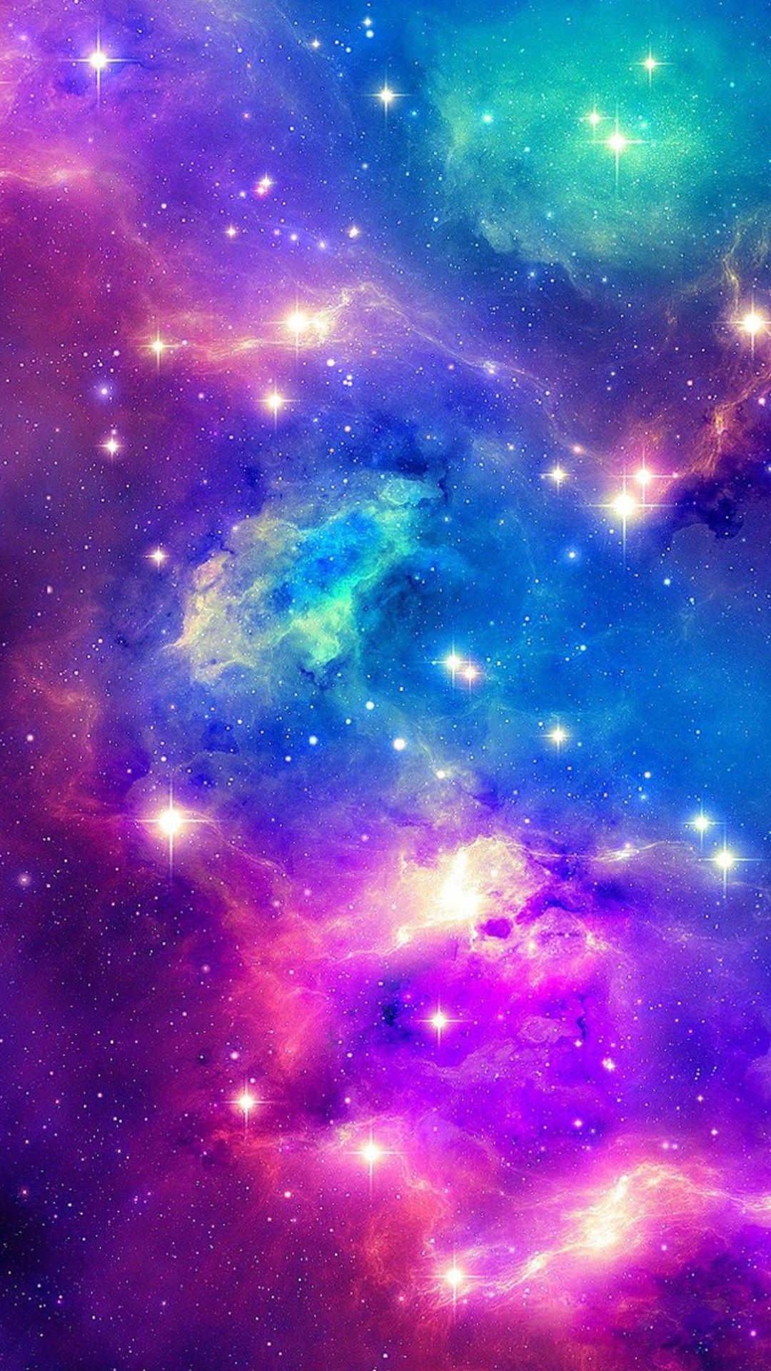1080x1920 Hình nền Galaxy đầy màu sắc Tumblr (trang 2) - Các bức ảnh về không gian