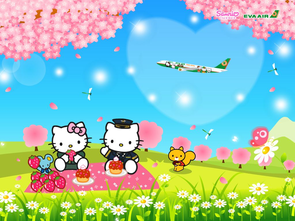 Hello Kitty And Friends Wallpapers Top Free Hello Kitty And