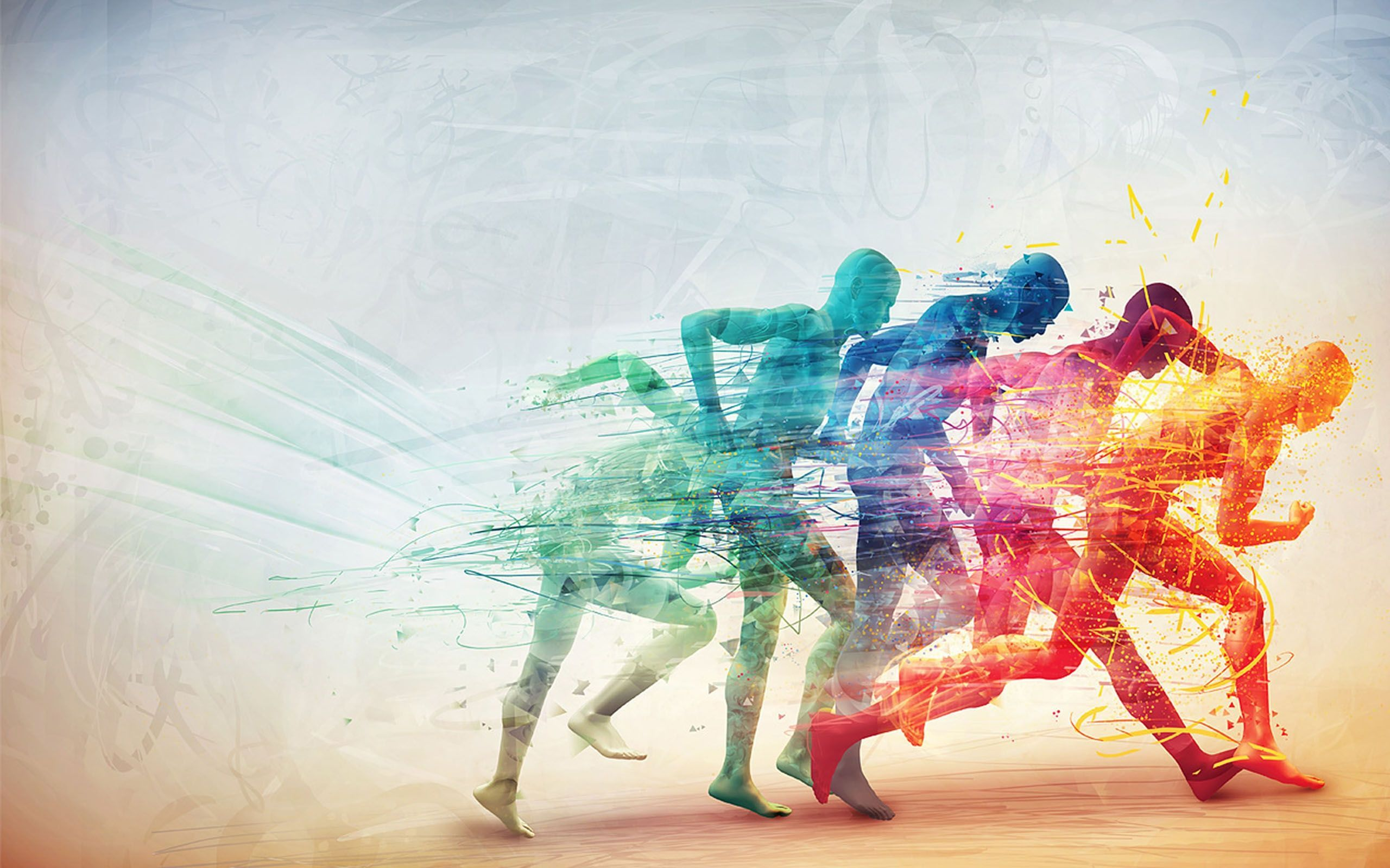 Top Free Running Backgrounds