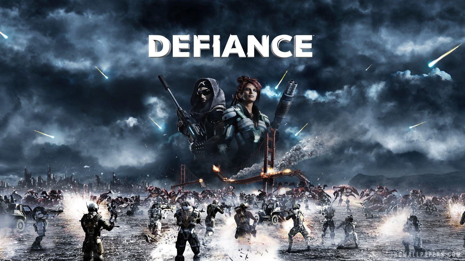Defiance Game Wallpaper